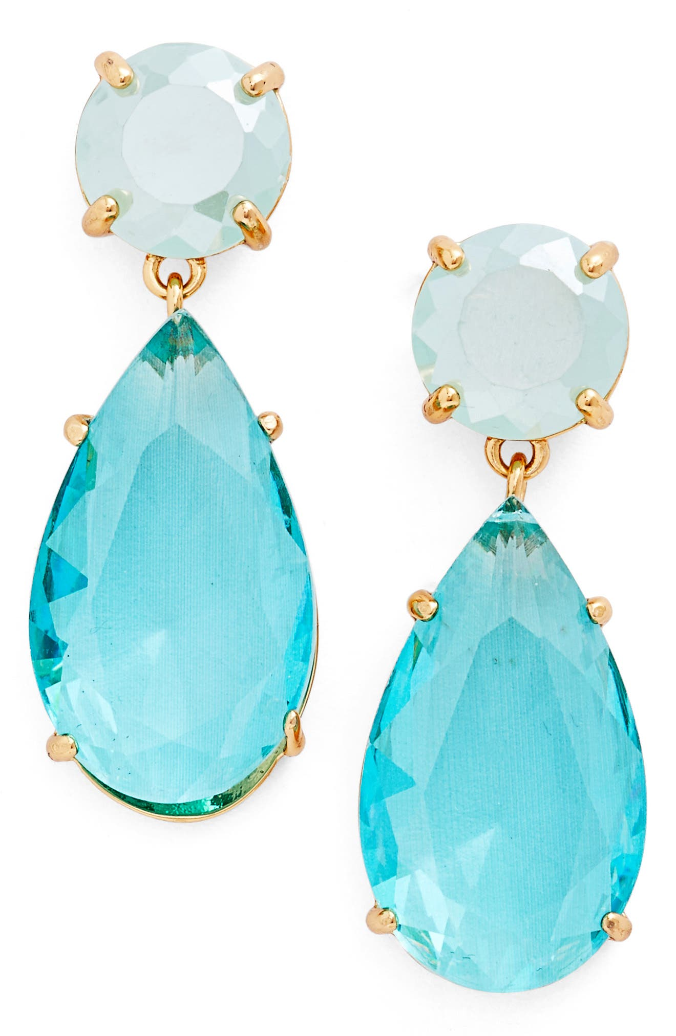 Alternate Image 1 Selected - kate spade new york here comes the sun drop earrings