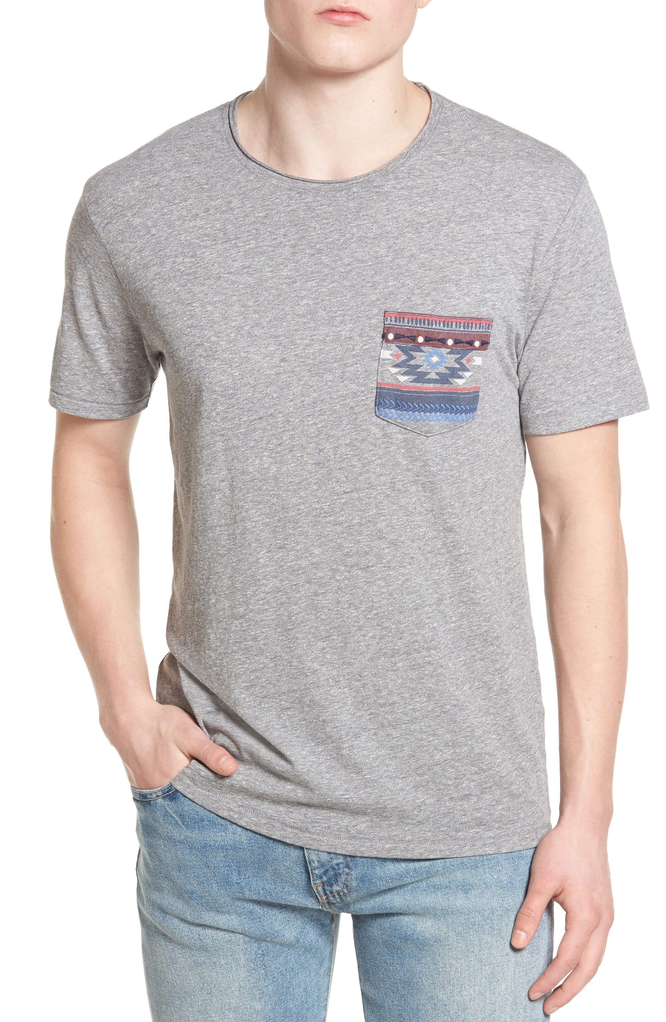 Lucky Brand Pocket T-Shirt