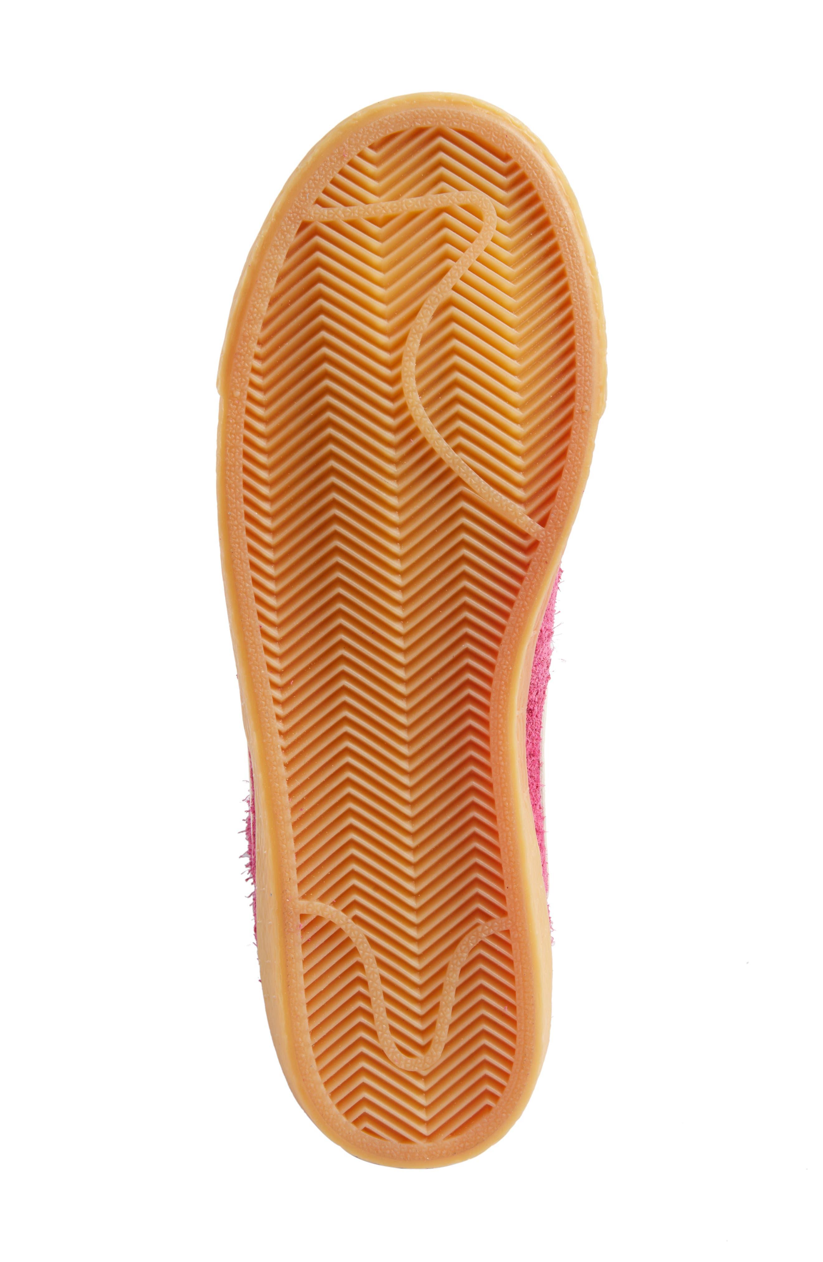 Alternate Image 6  - Nike 'Blazer' Vintage High Top Basketball Sneaker (Women)