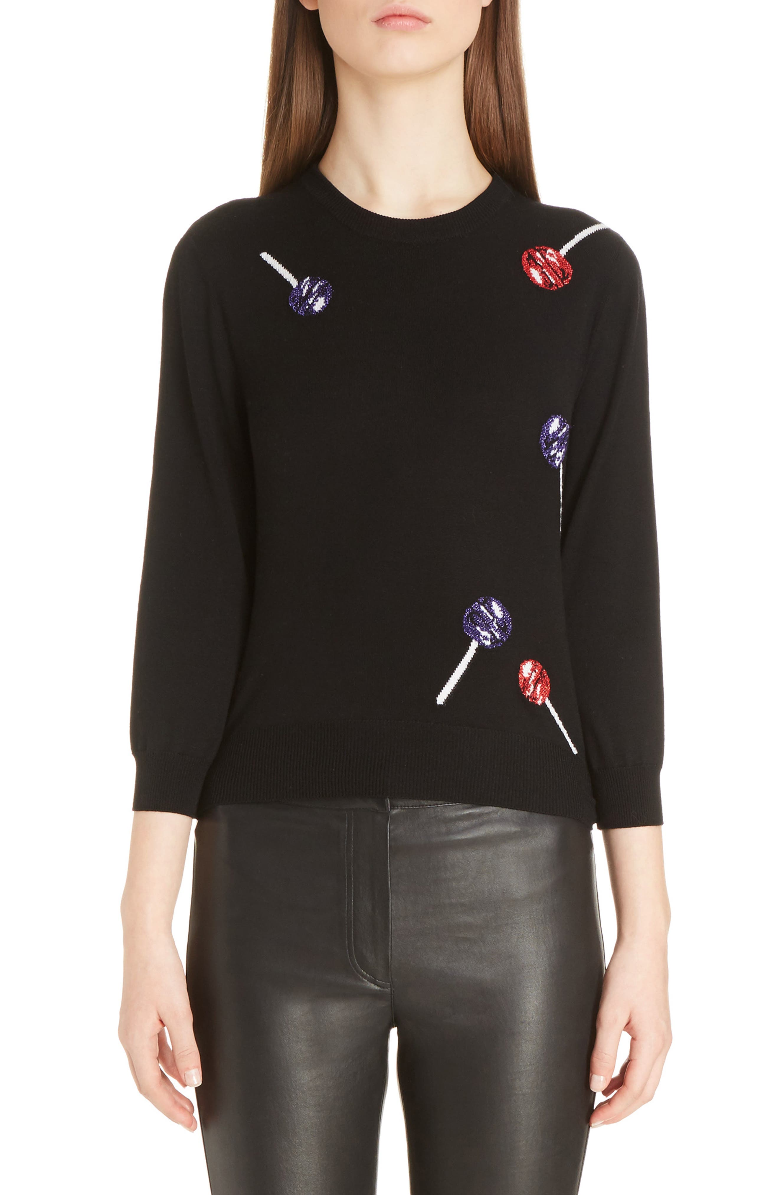 Loewe Lollipop Wool Blend Sweater