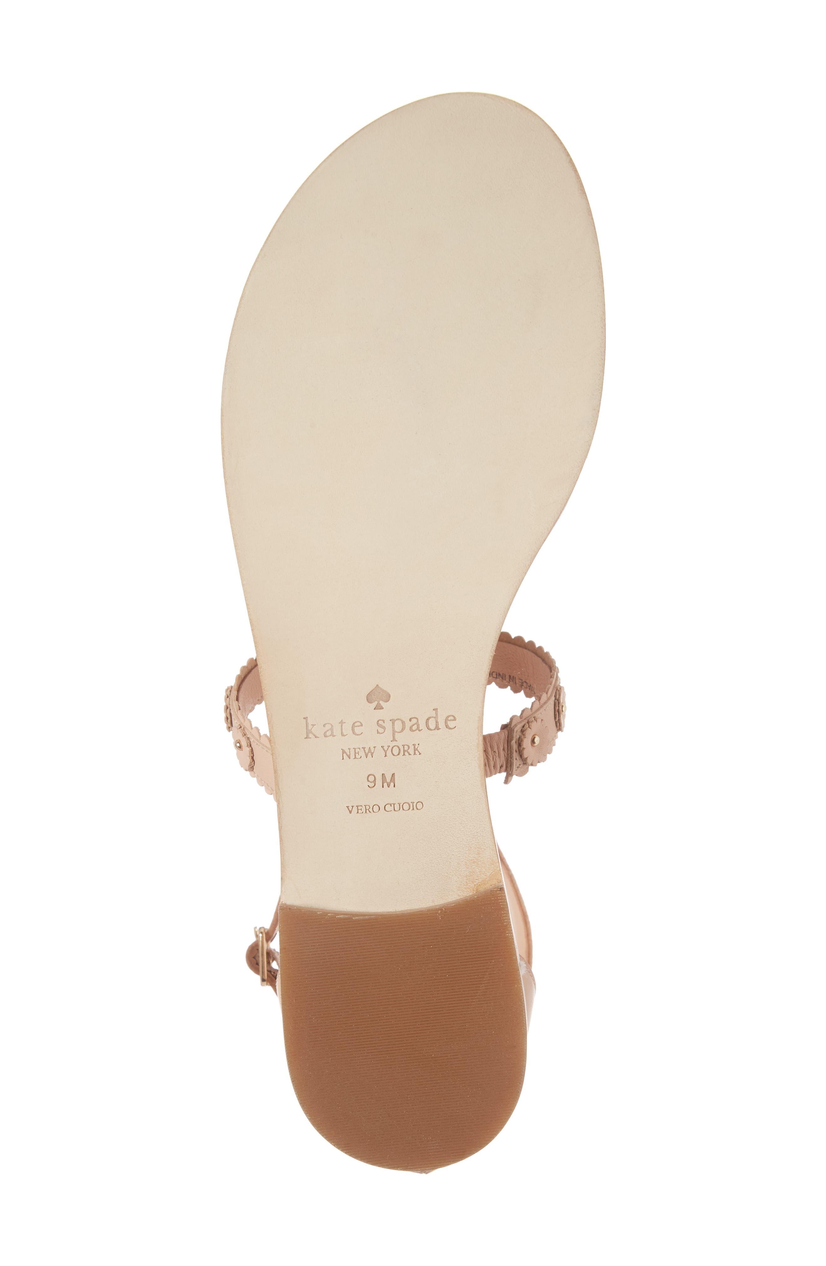 Alternate Image 6  - kate spade new york santina sandal (Women)