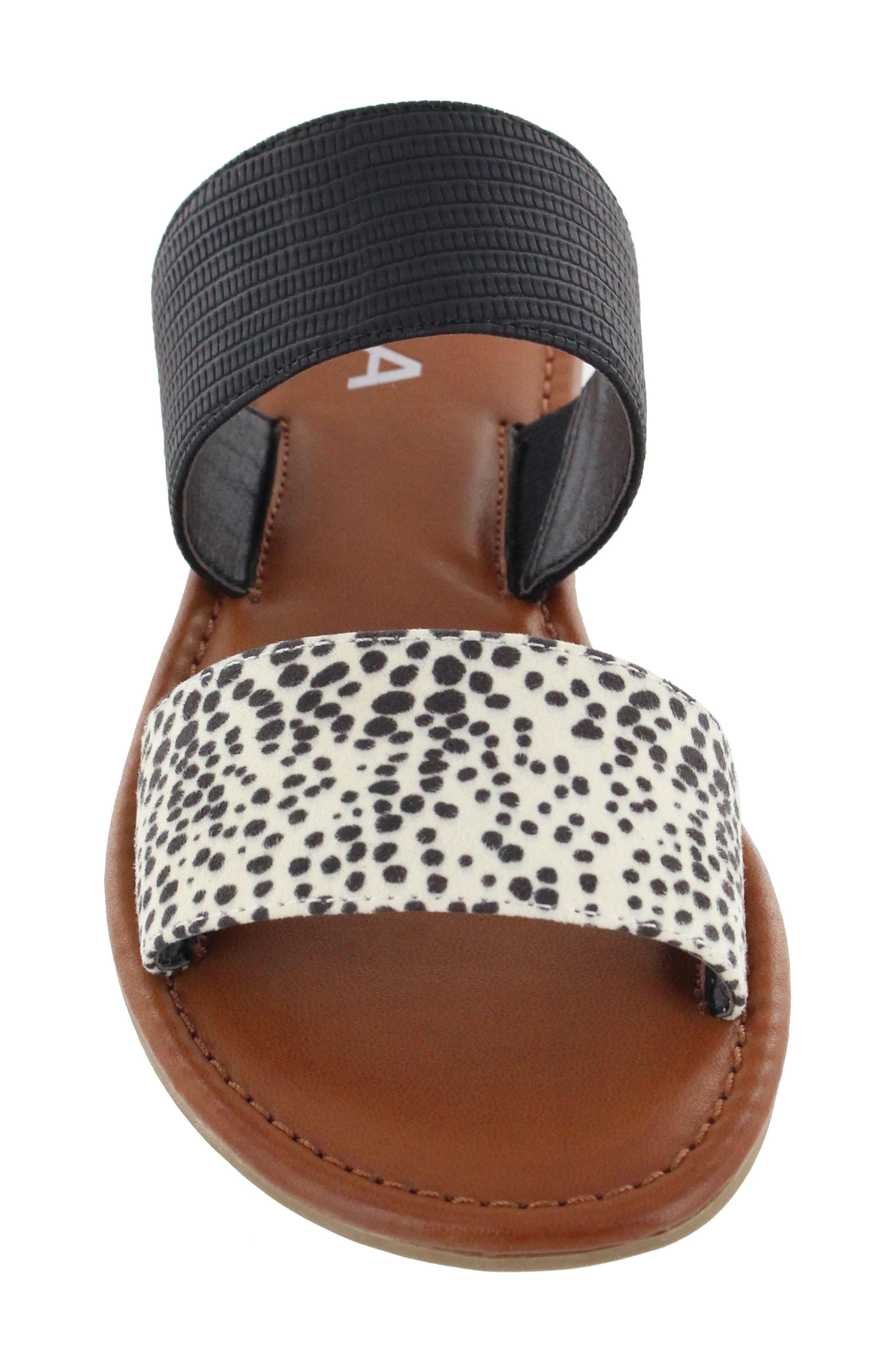 Alternate Image 4  - MIA Dottie Slide Sandal (Women)