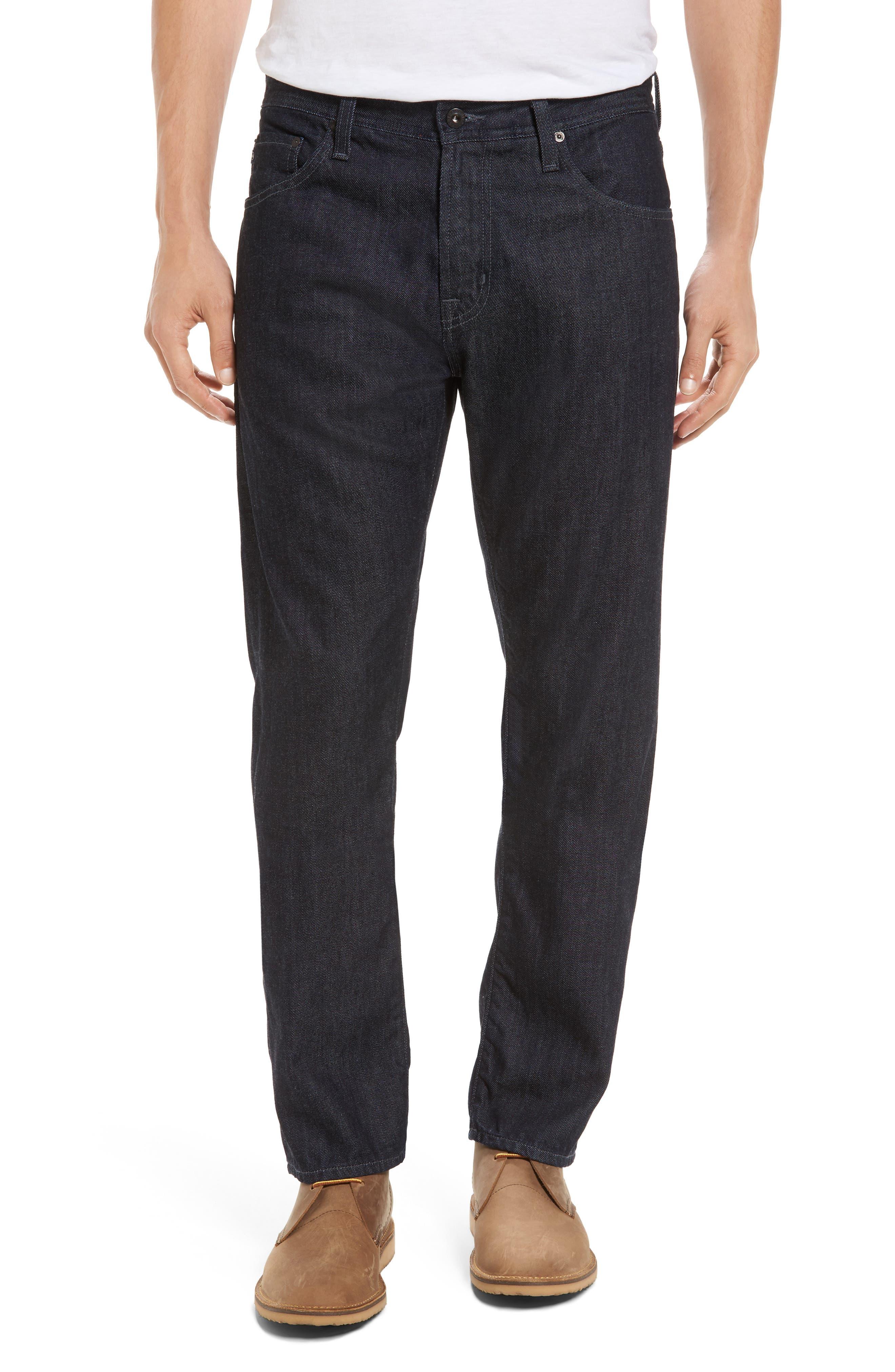AG Ives Straight Leg Jeans (Modular)