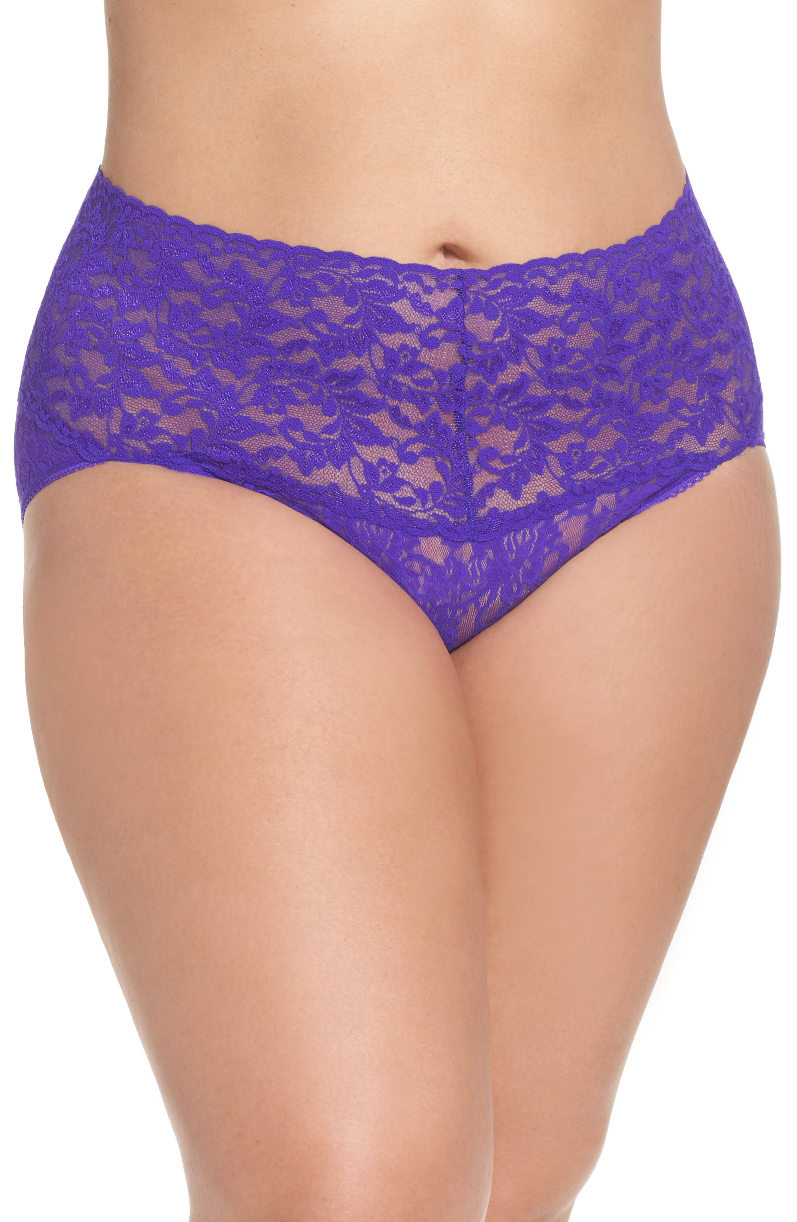 Hanky Panky Retro Vikini Briefs (Plus Size)