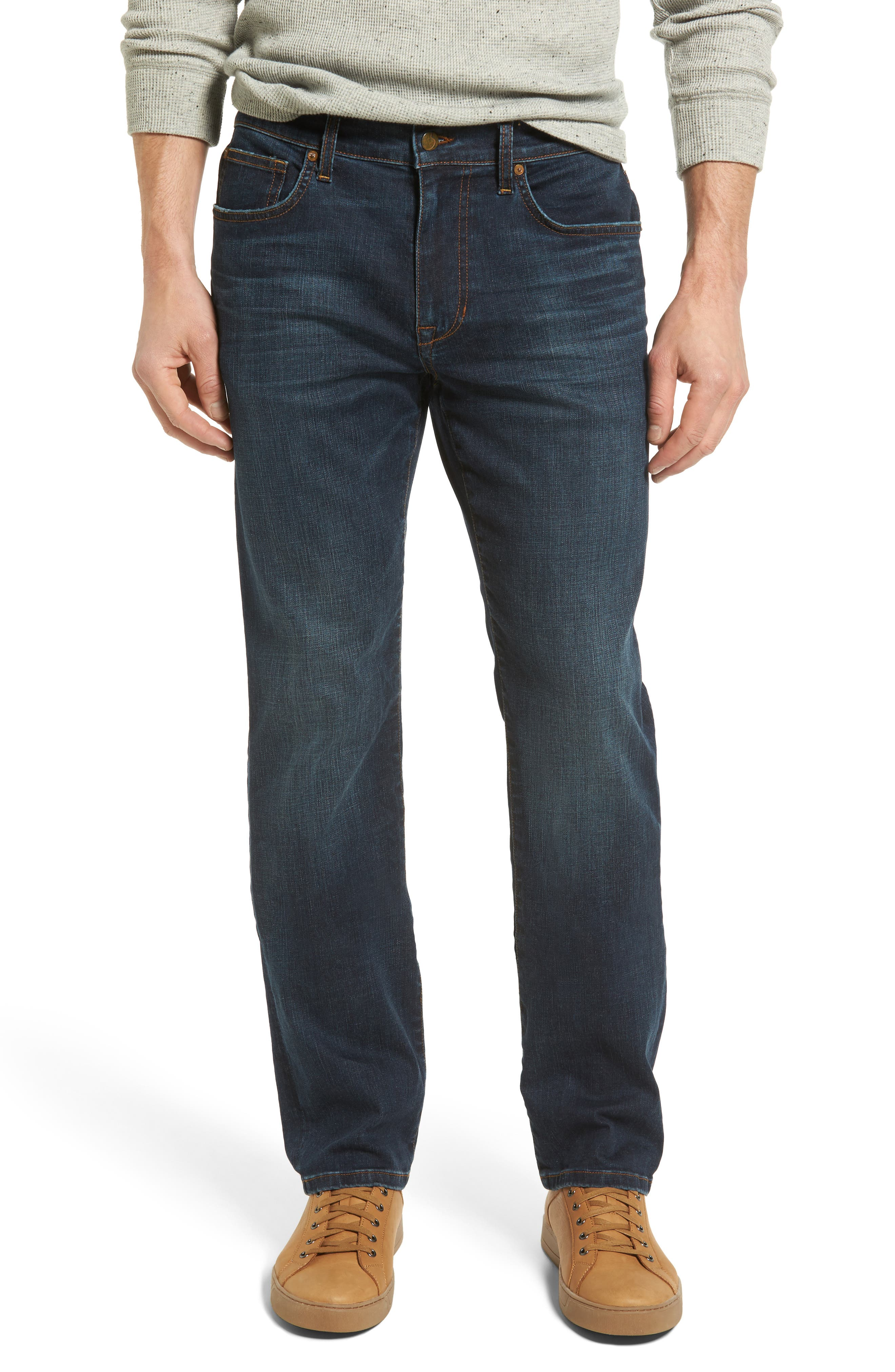 Joe's Brixton Slim Straight Jeans (Inigo)