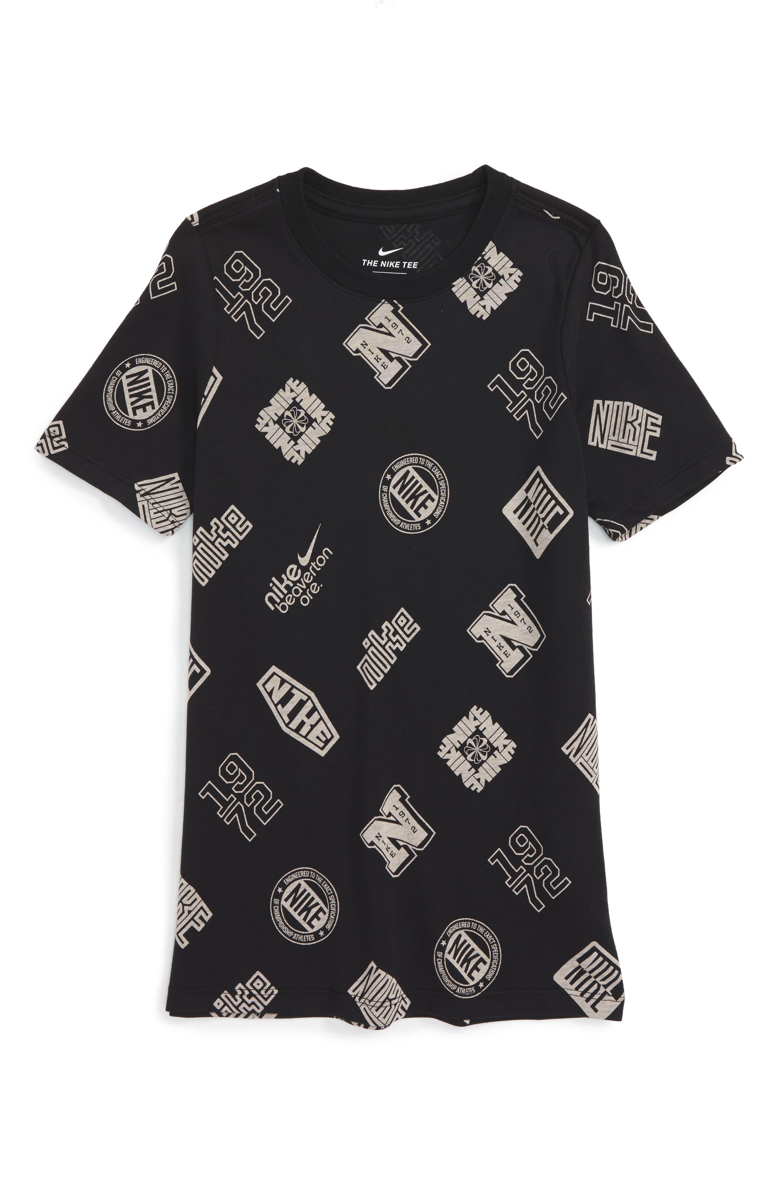 Nike Dry Graphic T-Shirt (Little Boys & Big Boys)