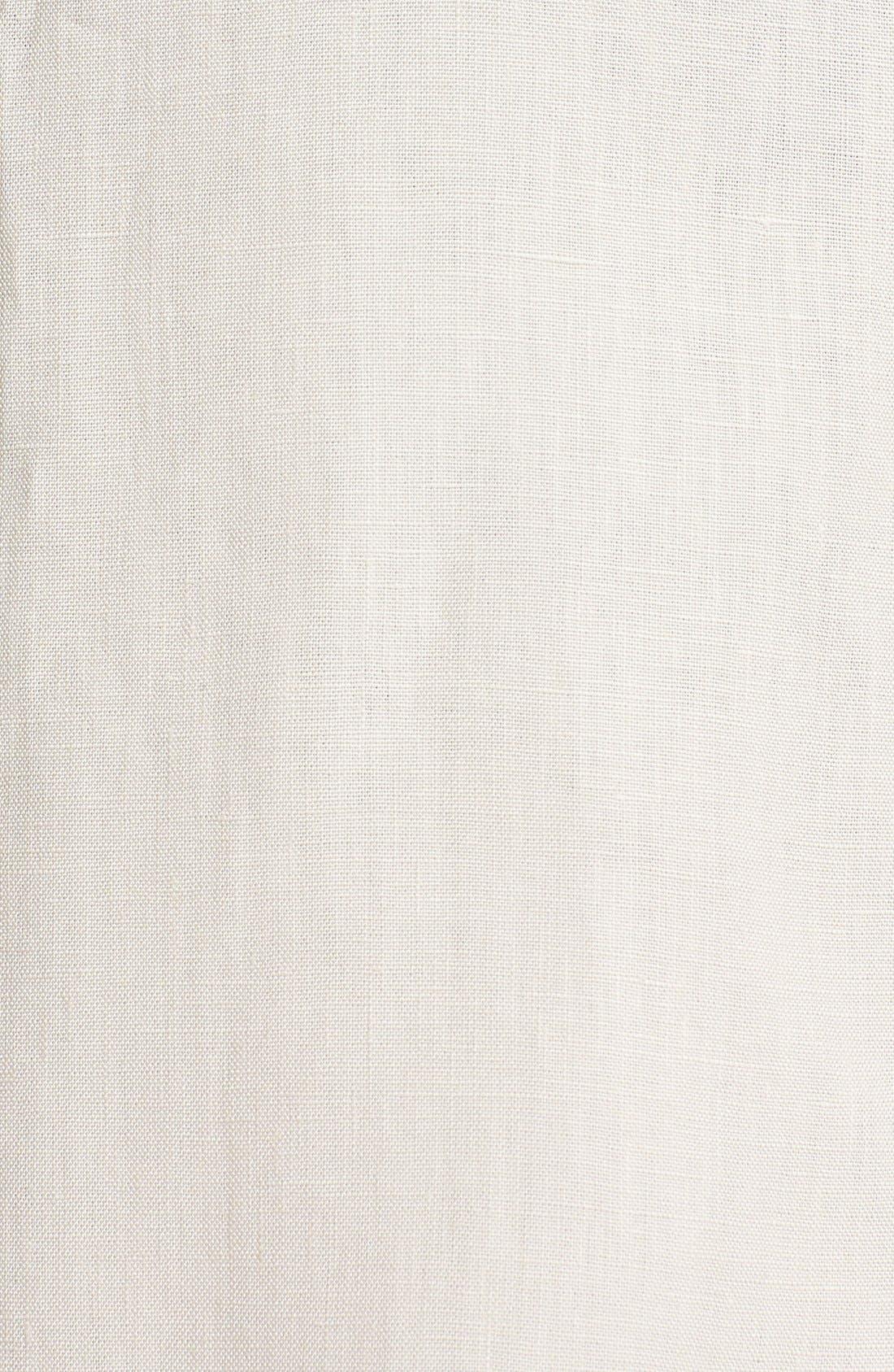 Alternate Image 4  - Max Mara 'Ghinea' One-Button Linen Jacket