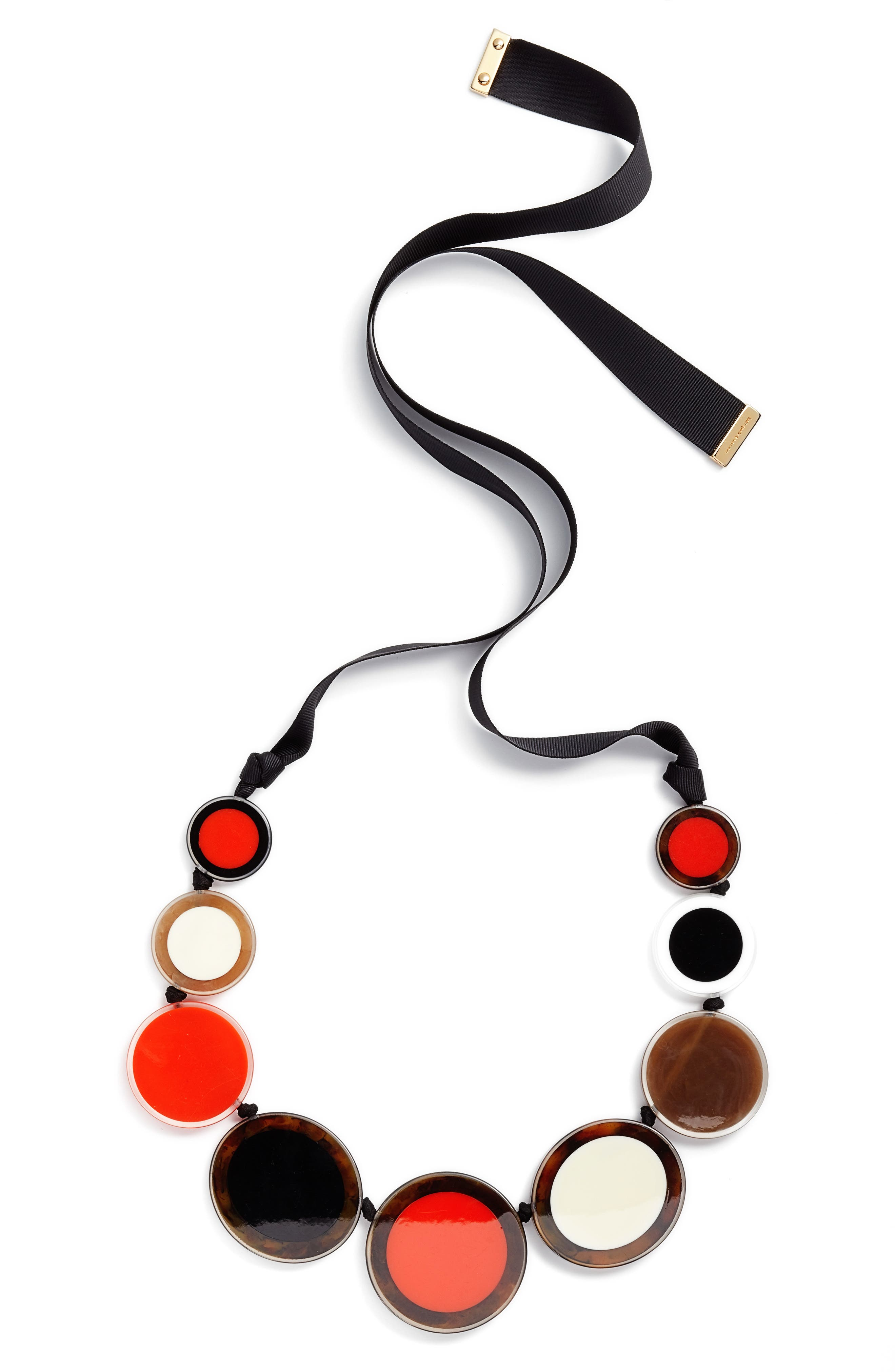 kate spade new york connect the dots statement necklace