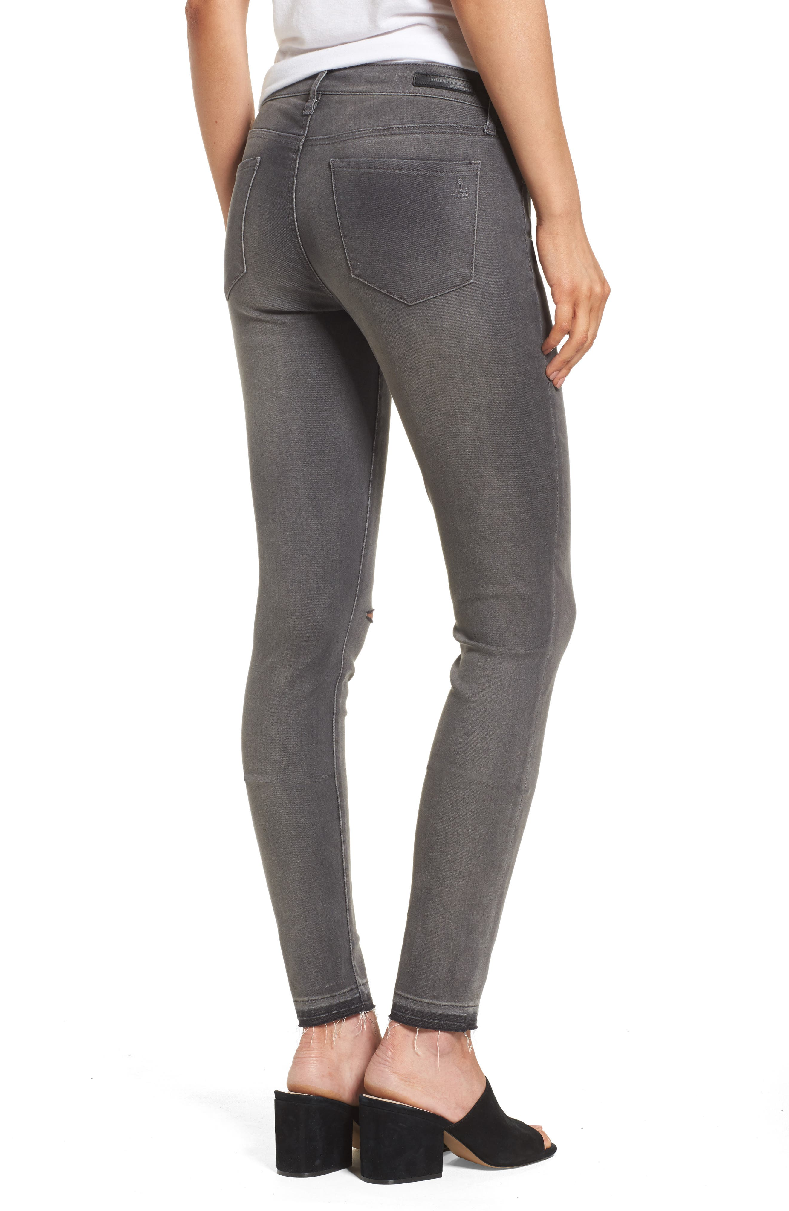Alternate Image 2  - Articles of Society Sarah Skinny Jeans