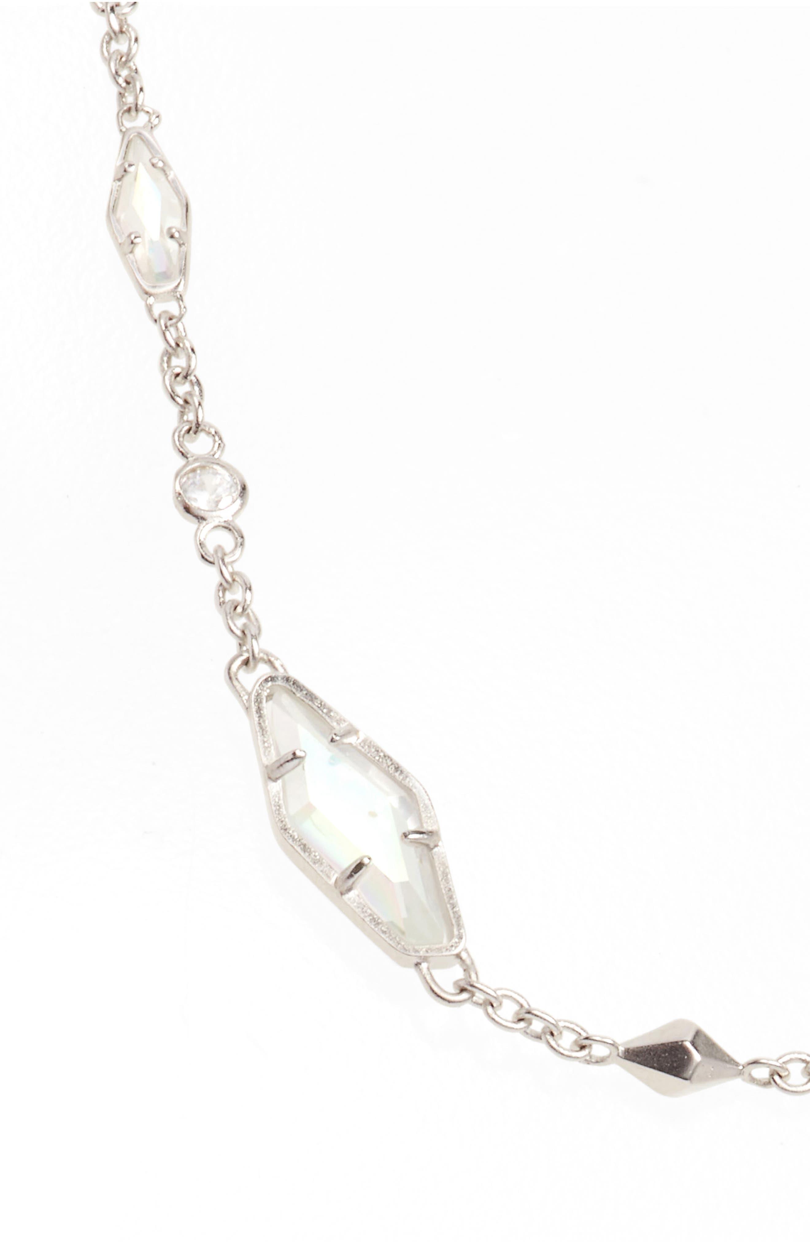 Alternate Image 2  - Kendra Scott 'Debra' Jewel Necklace
