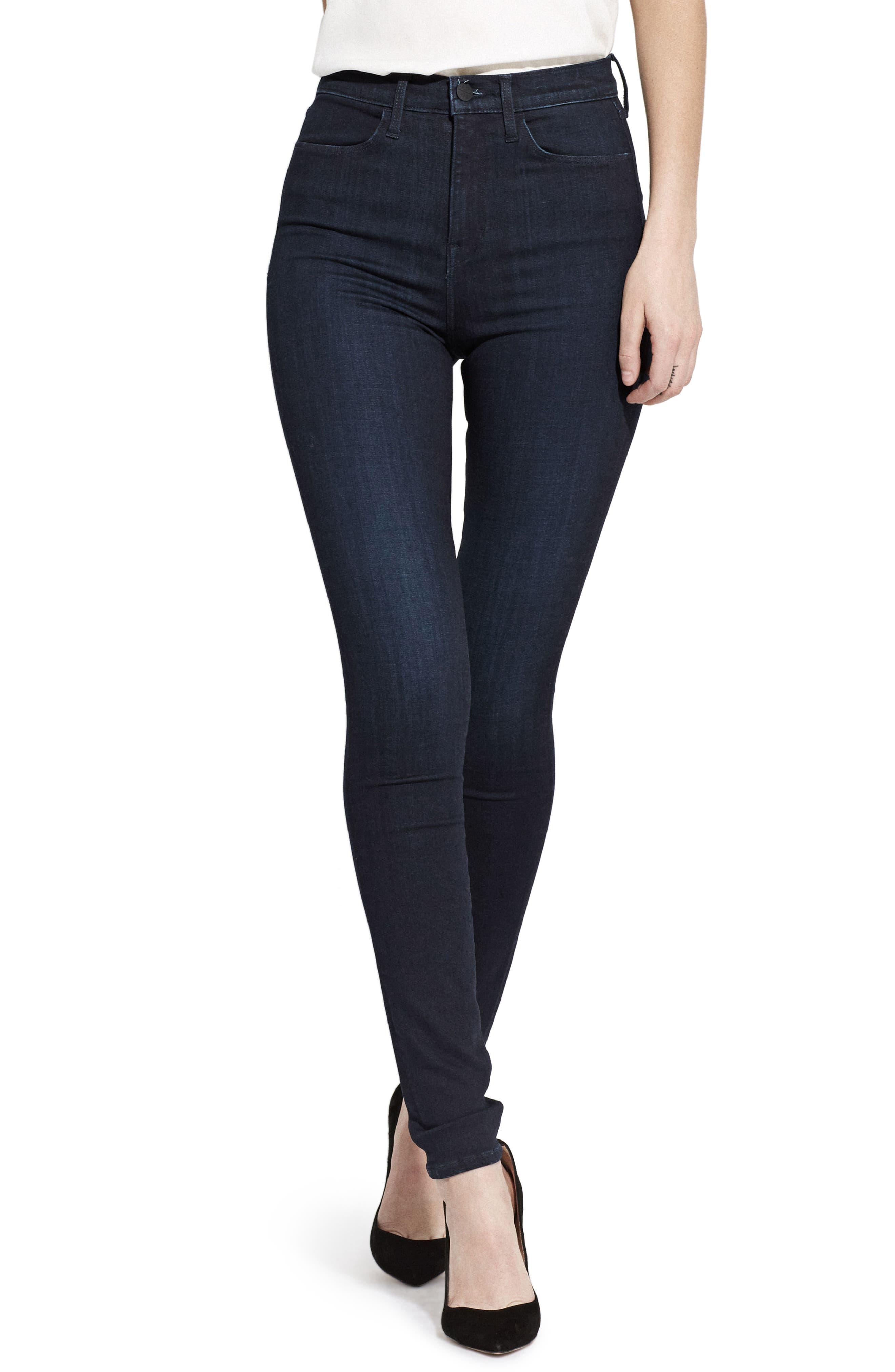 AYR The High Rise Skinny Jeans (Jaguar Legs)