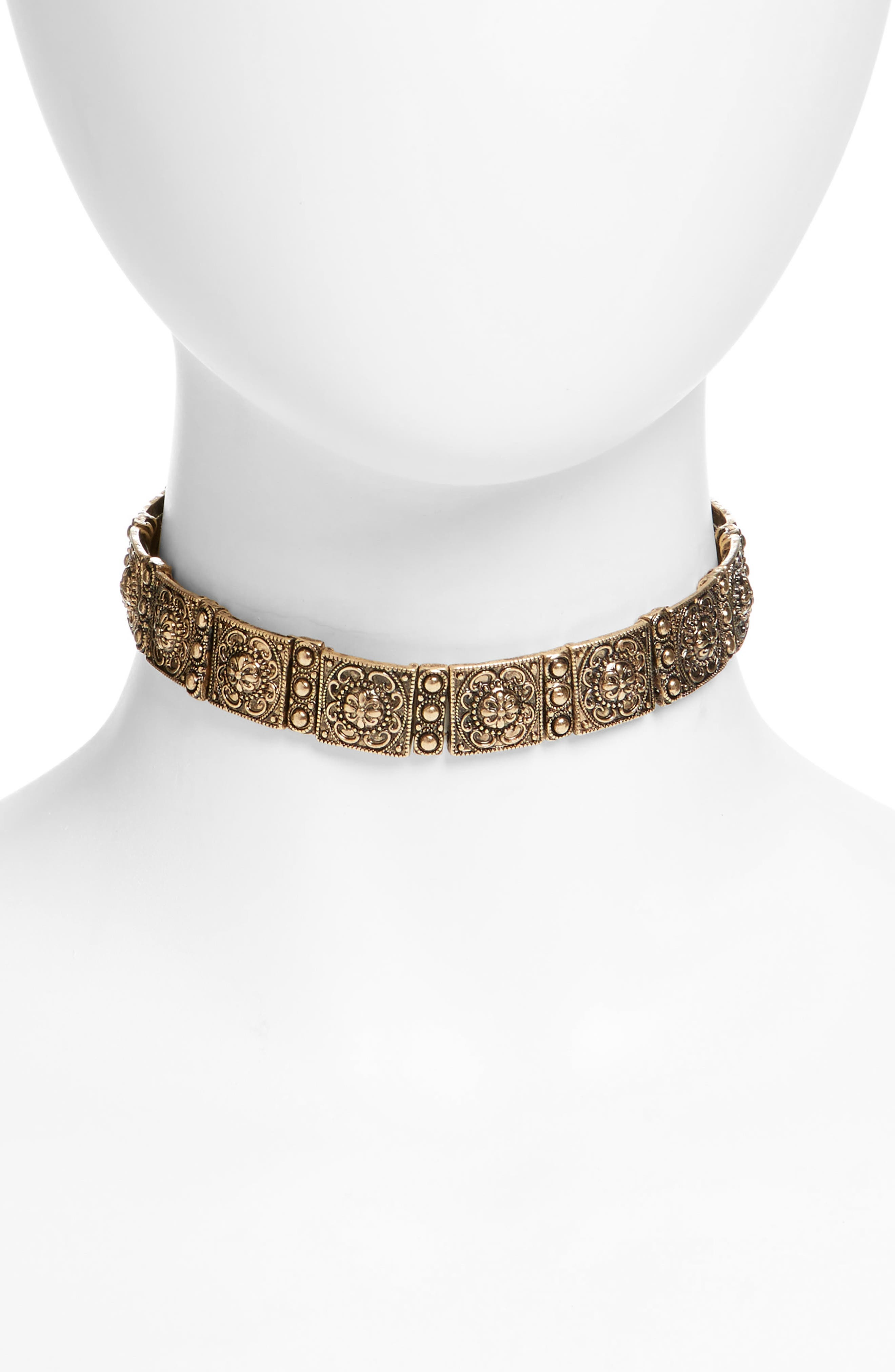 Tasha Choker Necklace