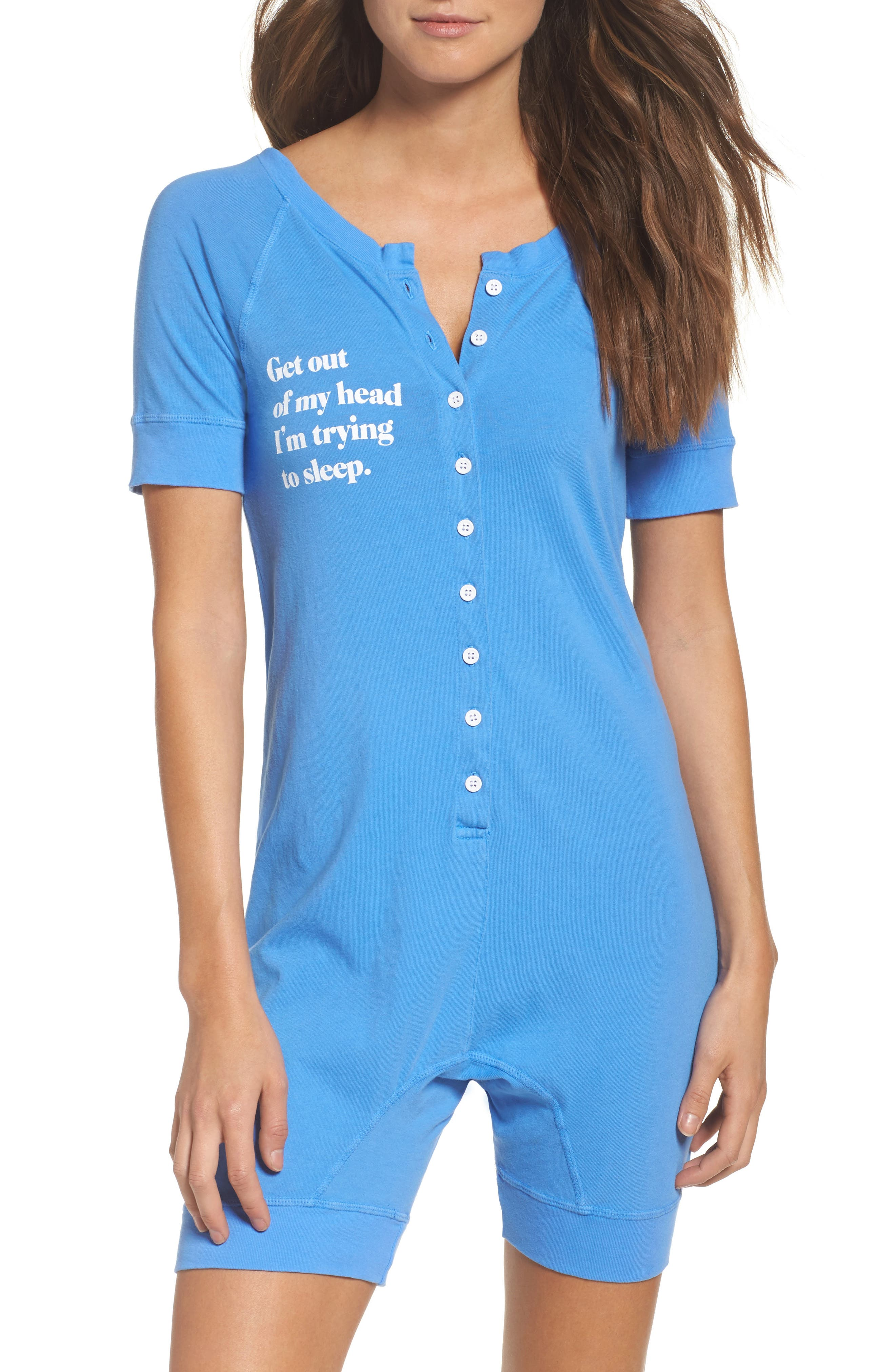 Daydream Nation Get Out of My Head Union Lounge Romper