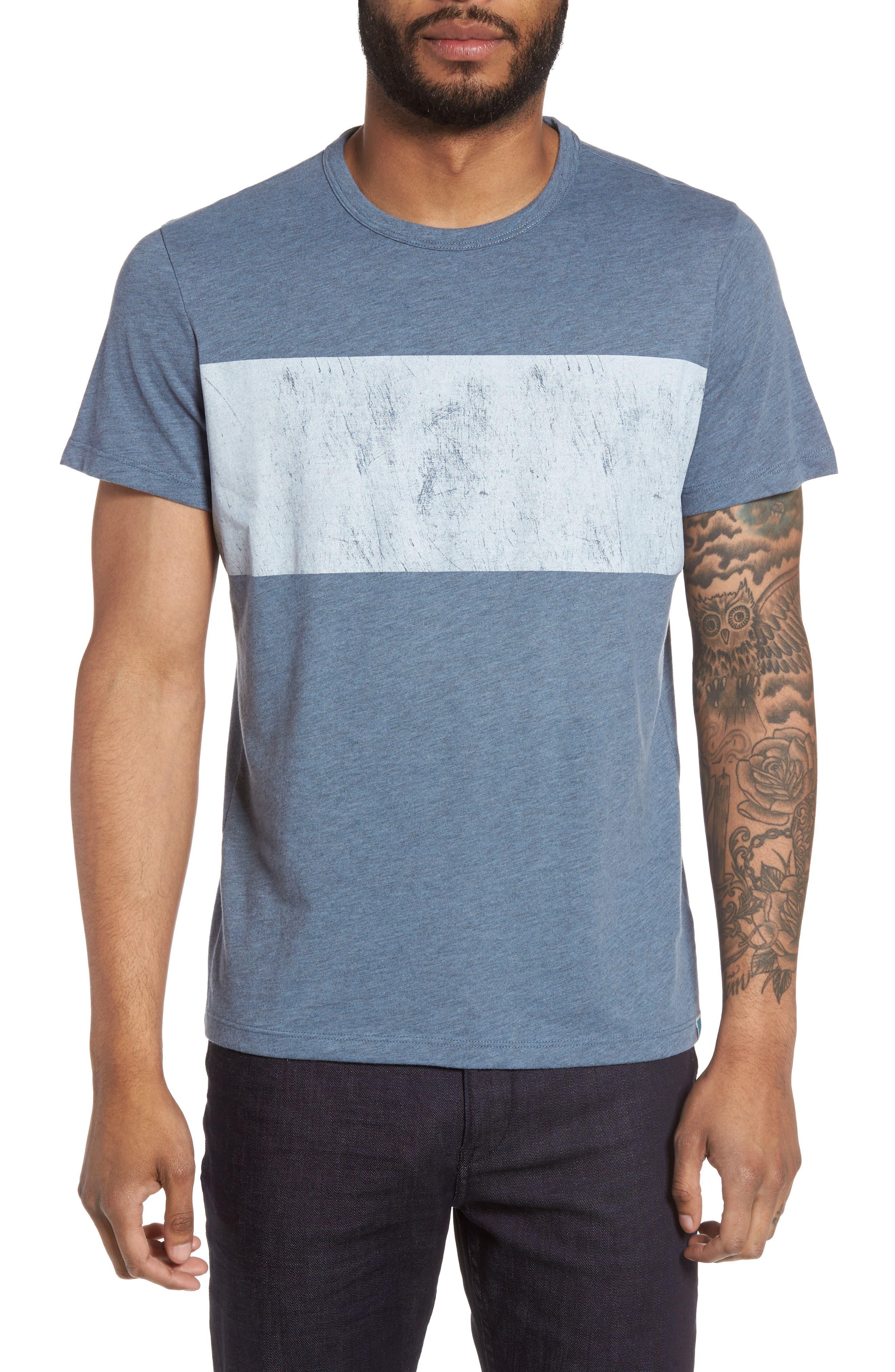 Jason Scott Distressed Print T-Shirt