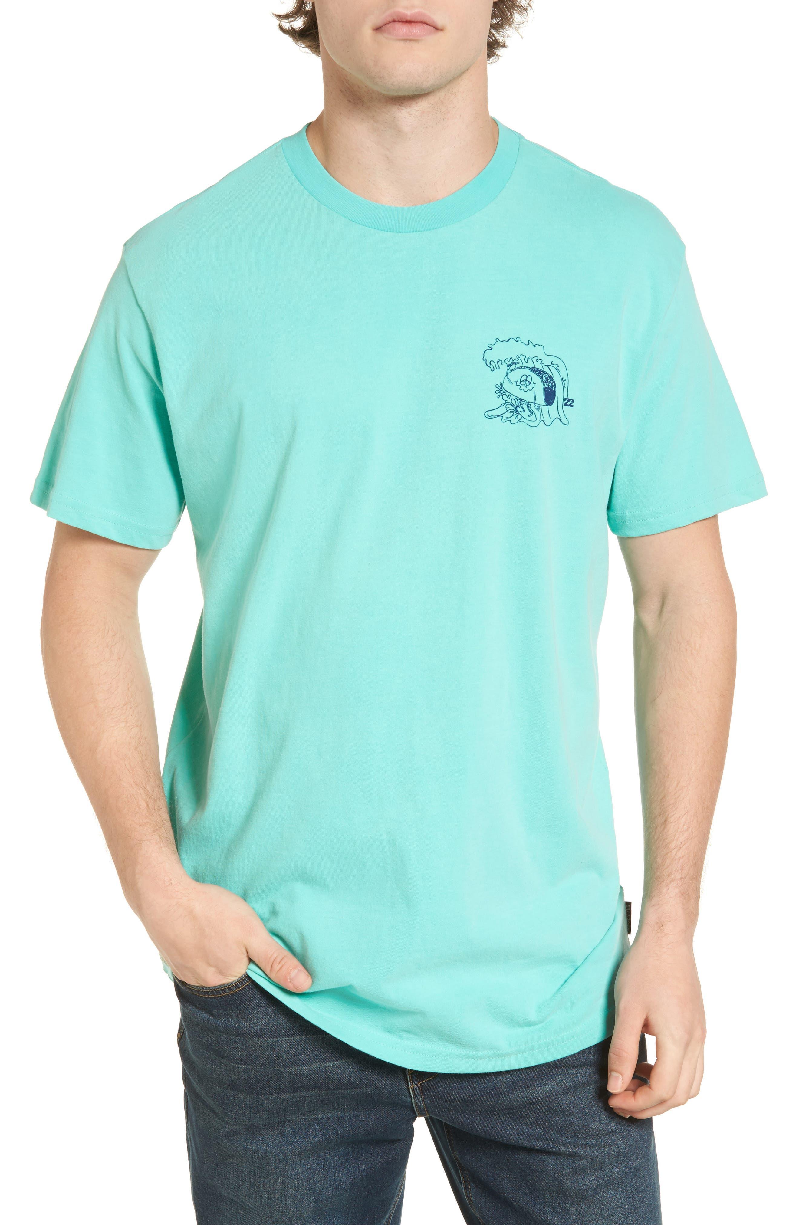 Billabong Snacks & Shacks Graphic T-Shirt