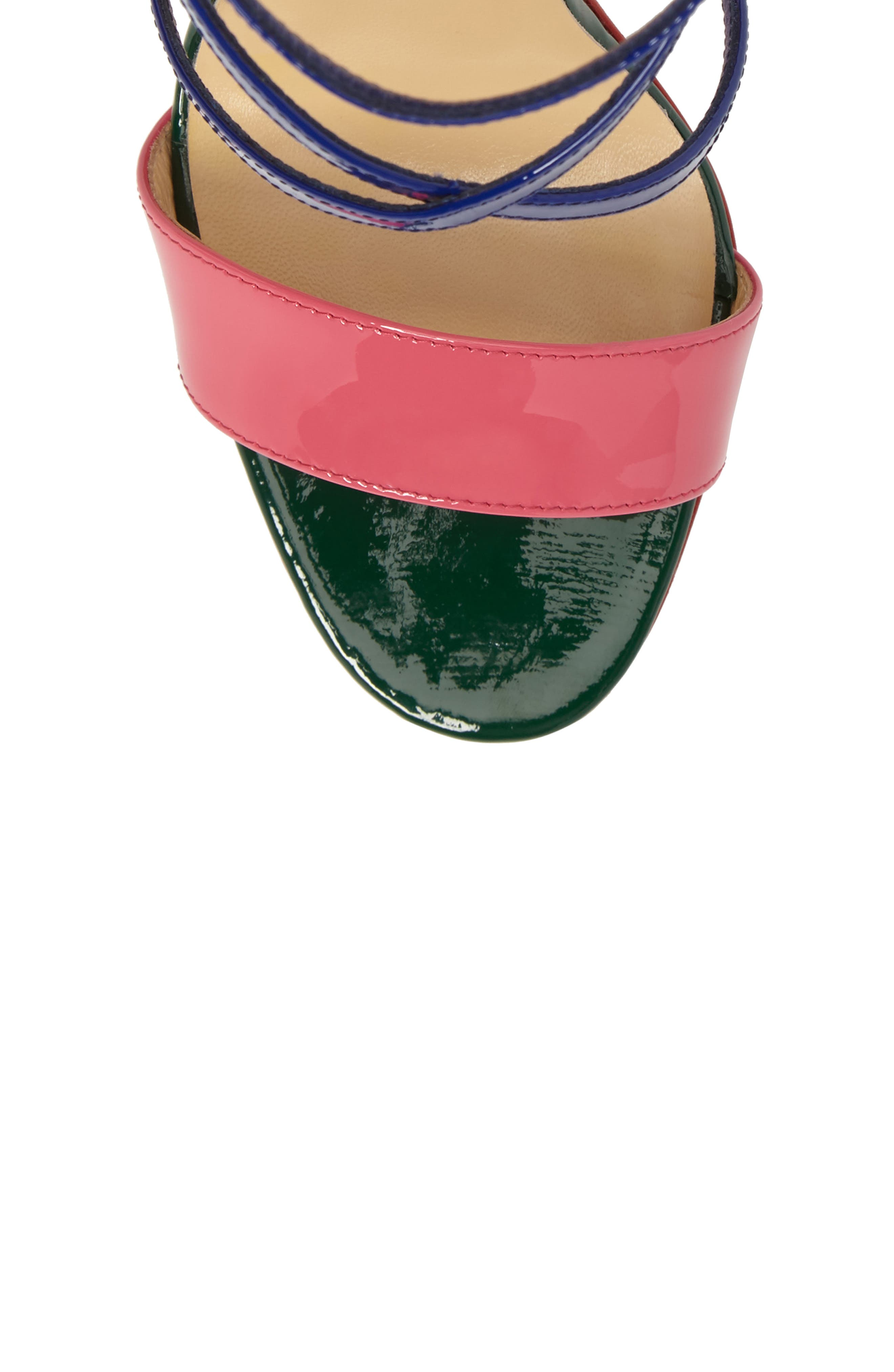 Alternate Image 3  - Christian Louboutin Choca Criss Sandal