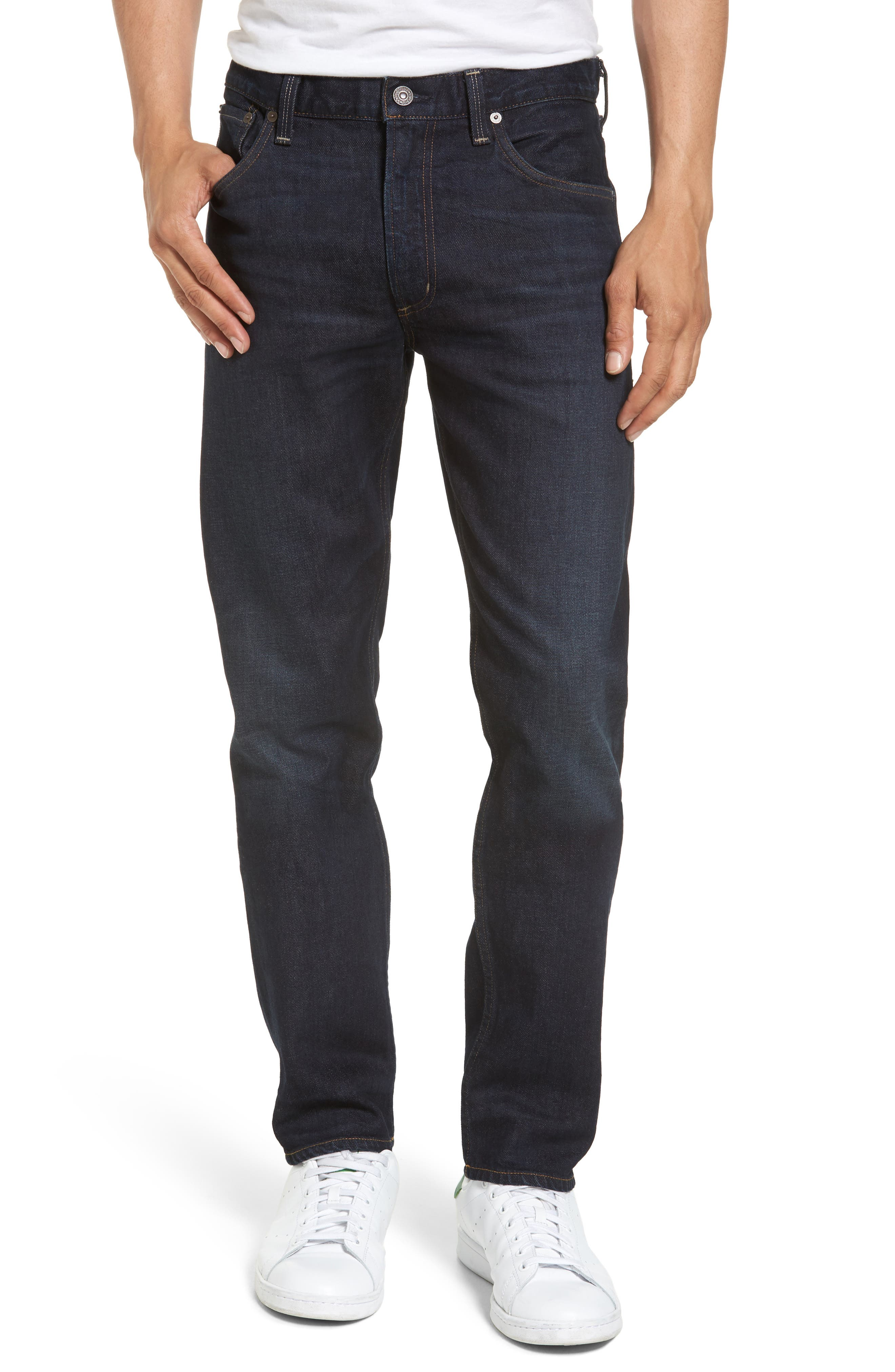 Citizens of Humanity Slim Straight Leg Jeans (Hayes)