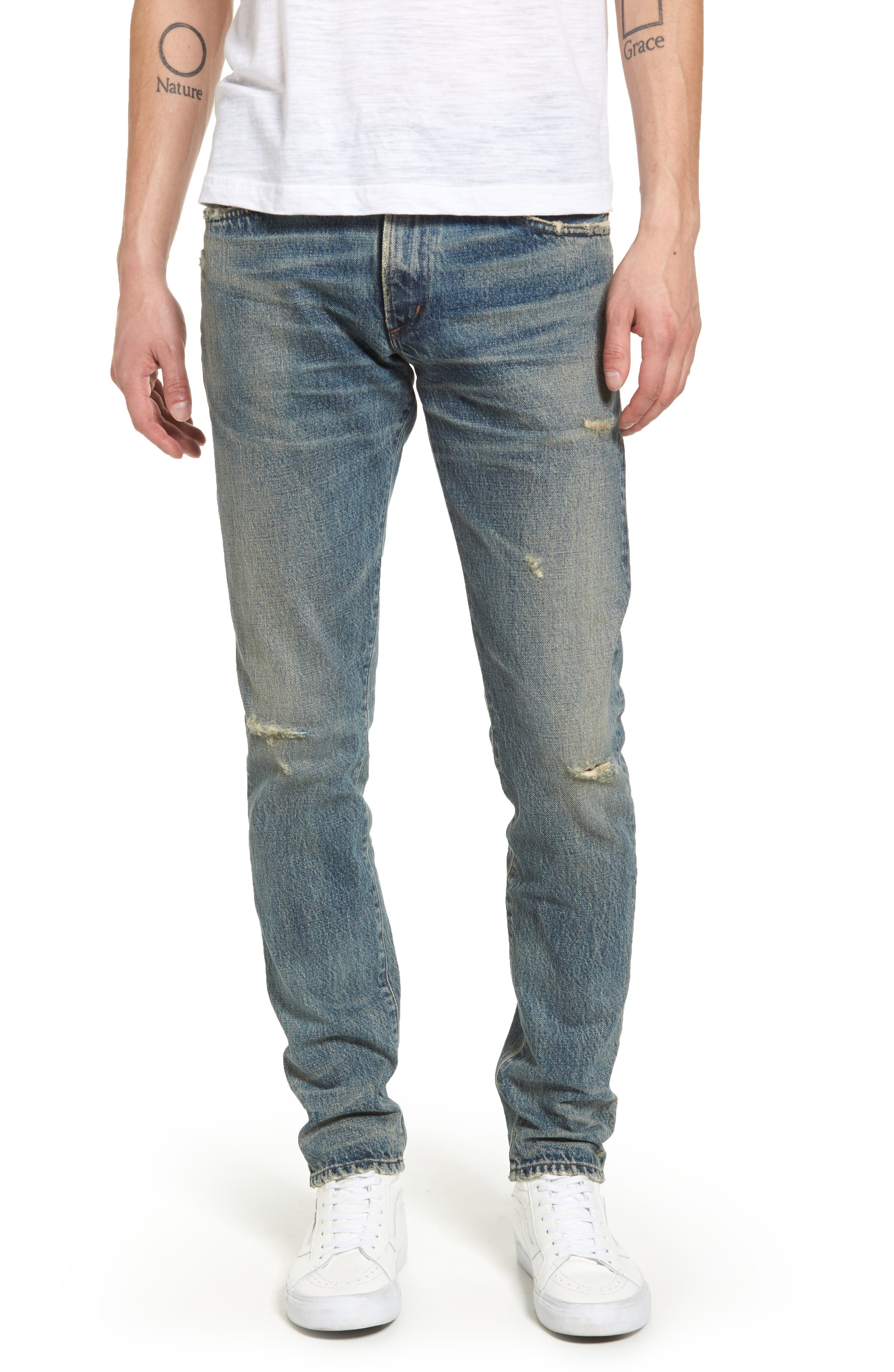 Citizens of Humanity Noah Skinny Fit Jeans (Calexico)