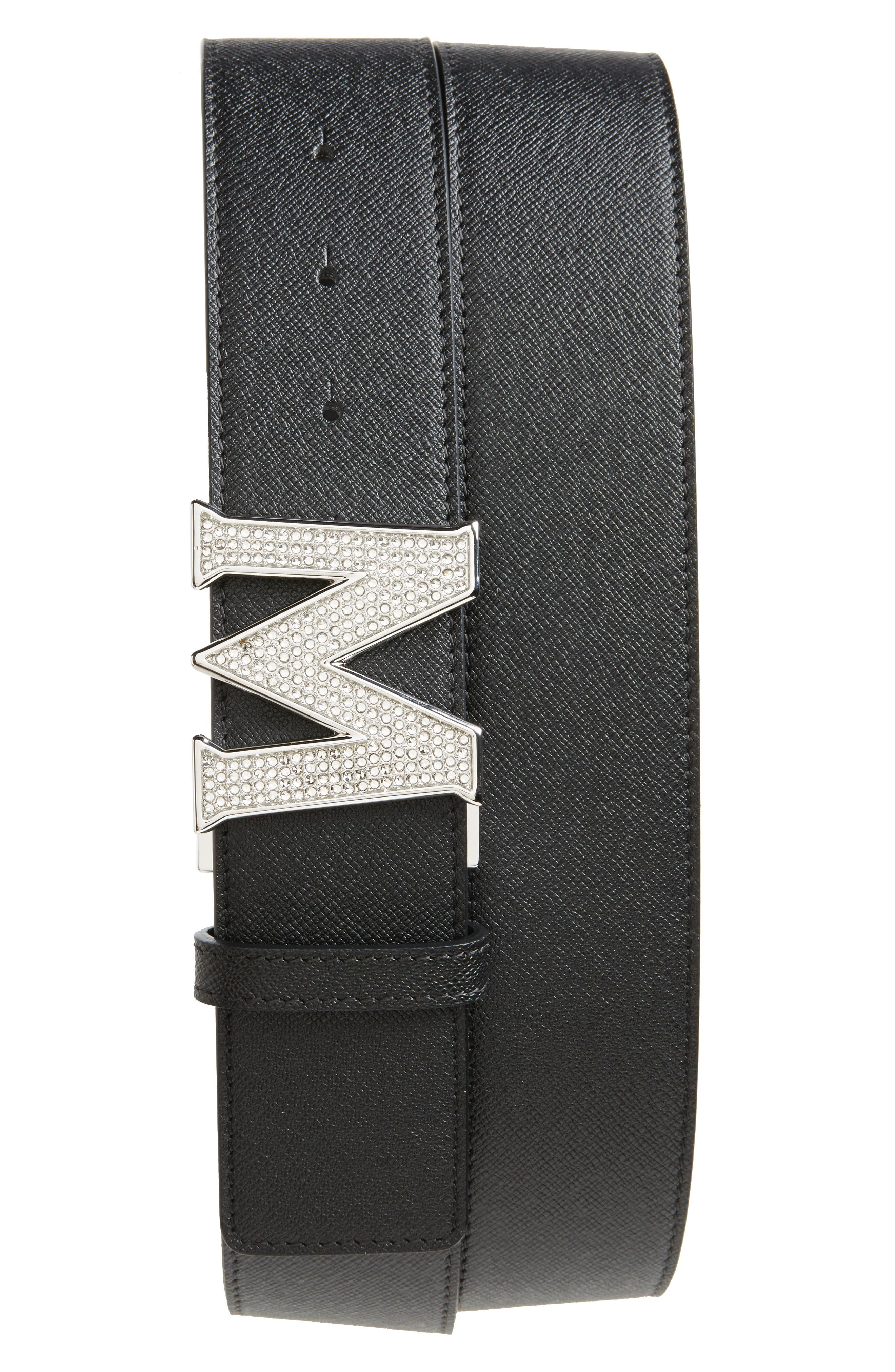 MCM New Bric Jewelled Belt