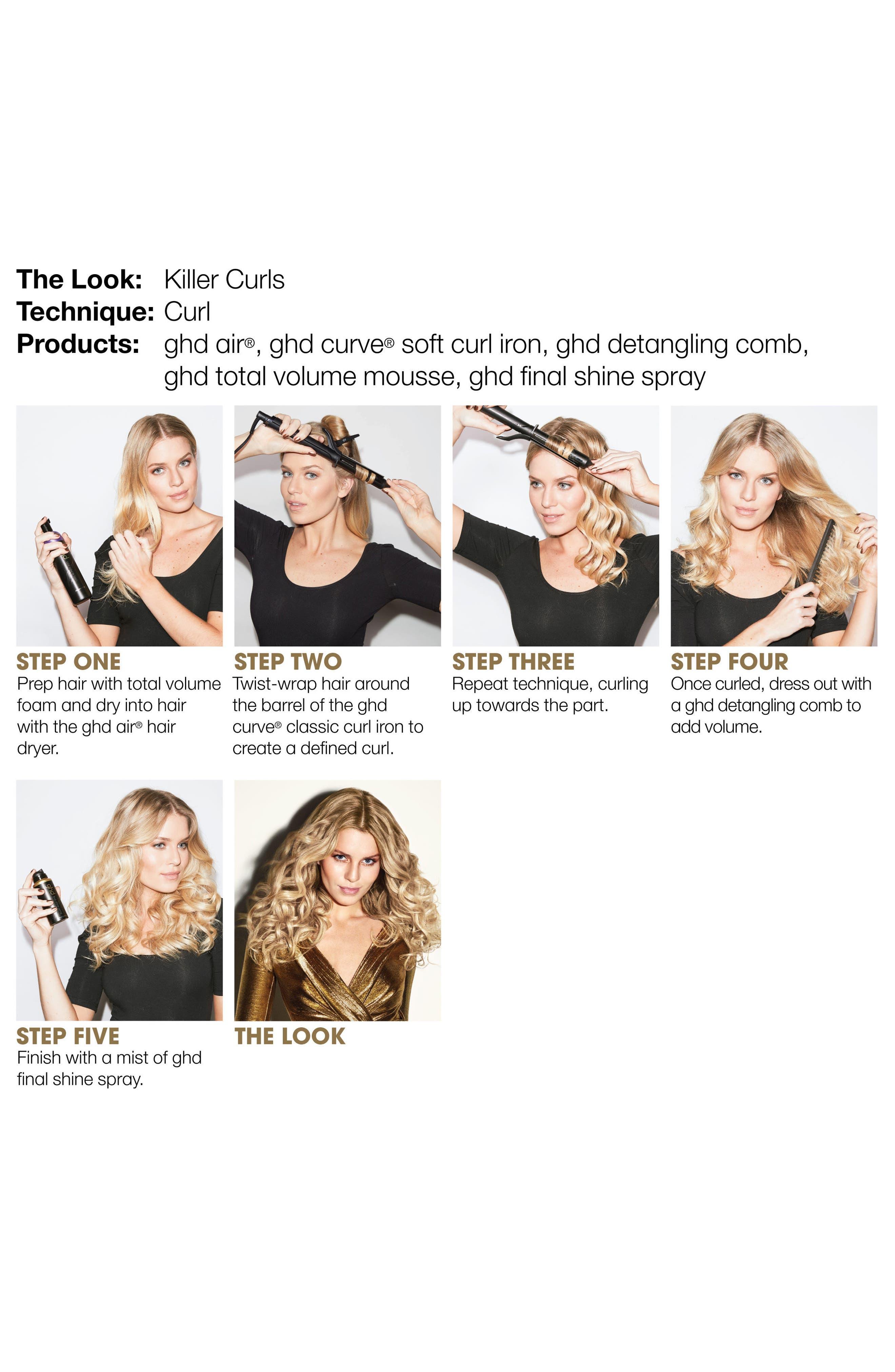 Alternate Image 2  - ghd curve® Soft Curl Iron