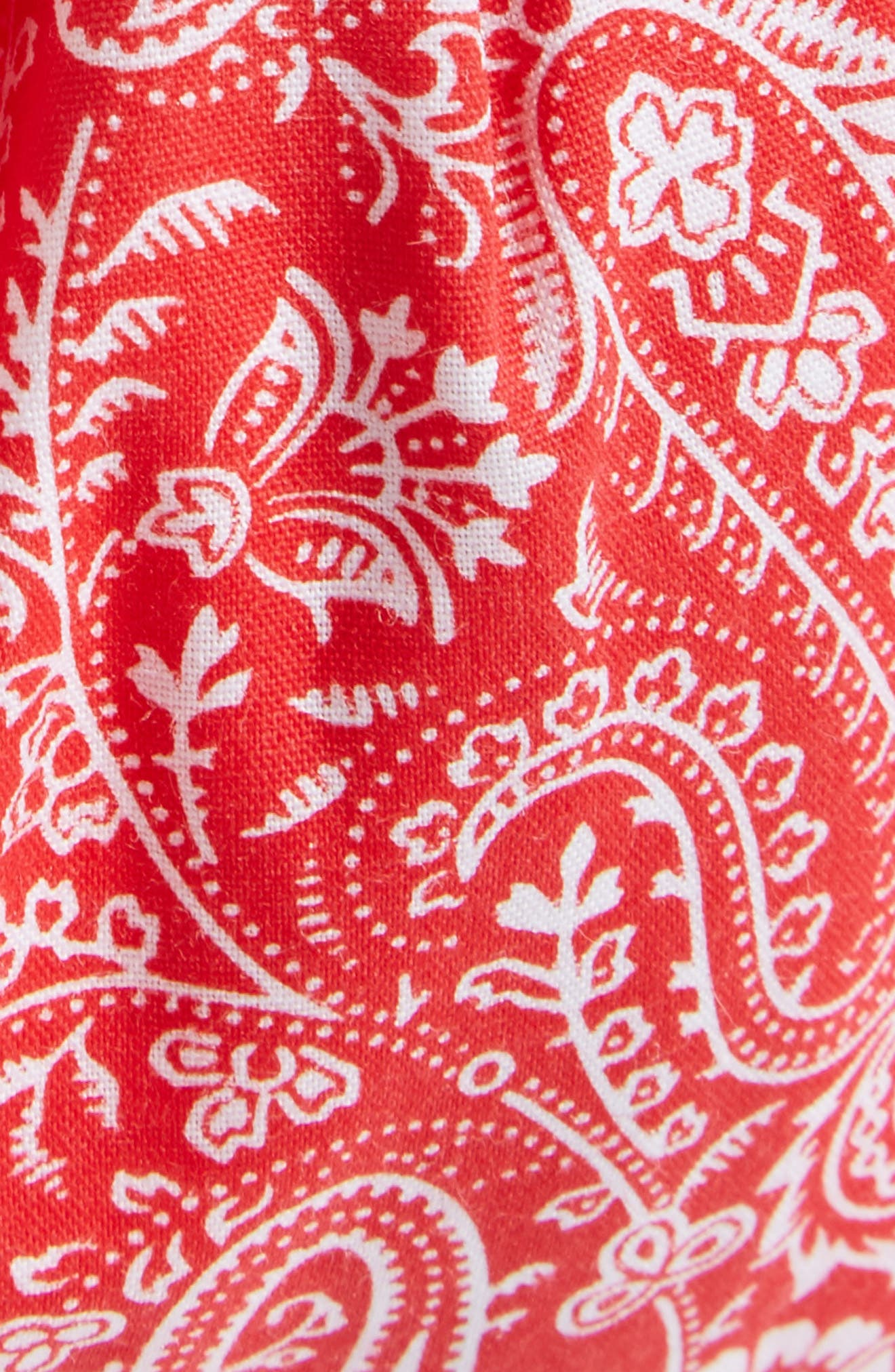 Alternate Image 2  - Tasha Paisley Turban Knot Headband