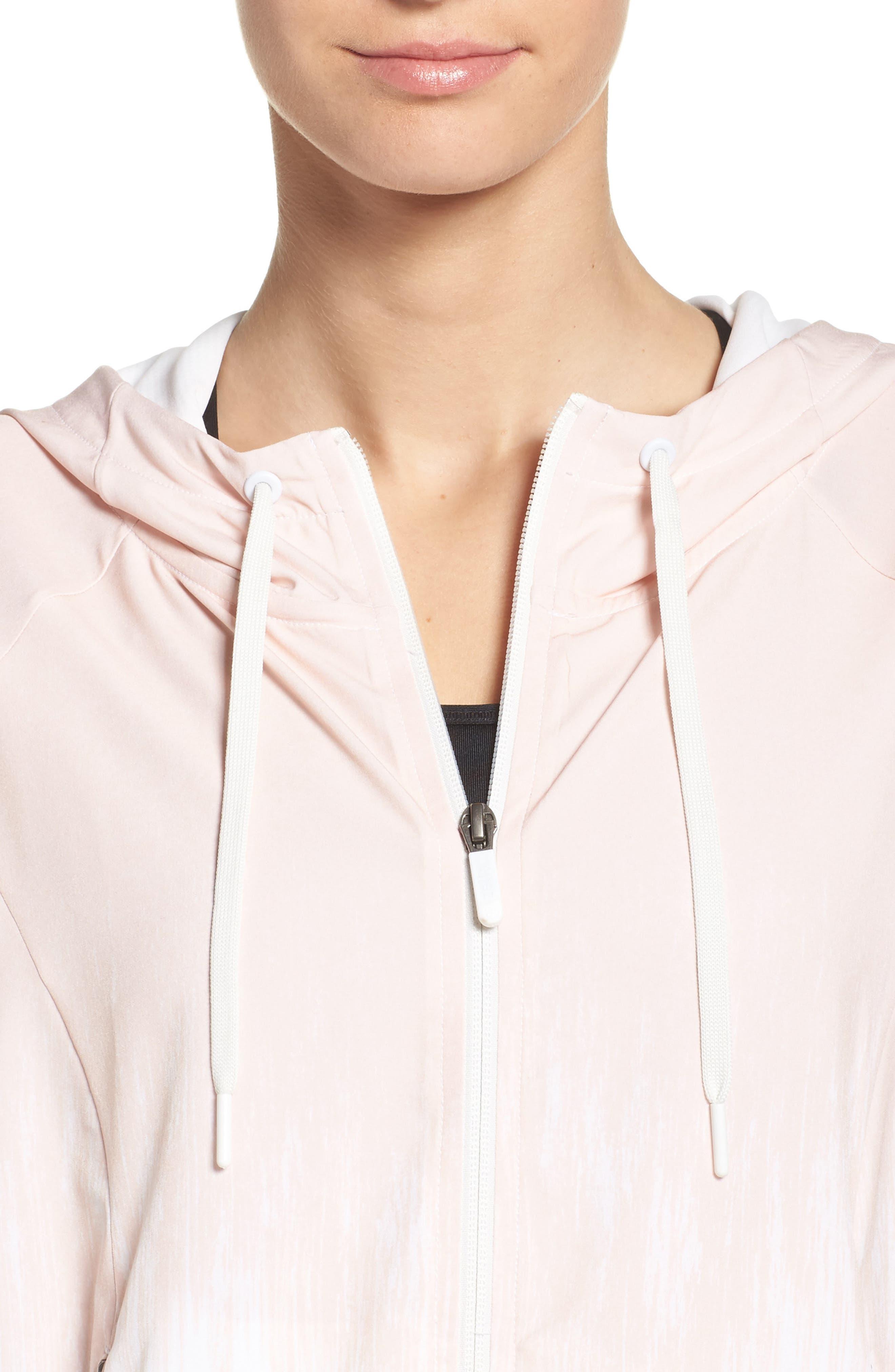 Alternate Image 4  - Zella Style Game Training Jacket