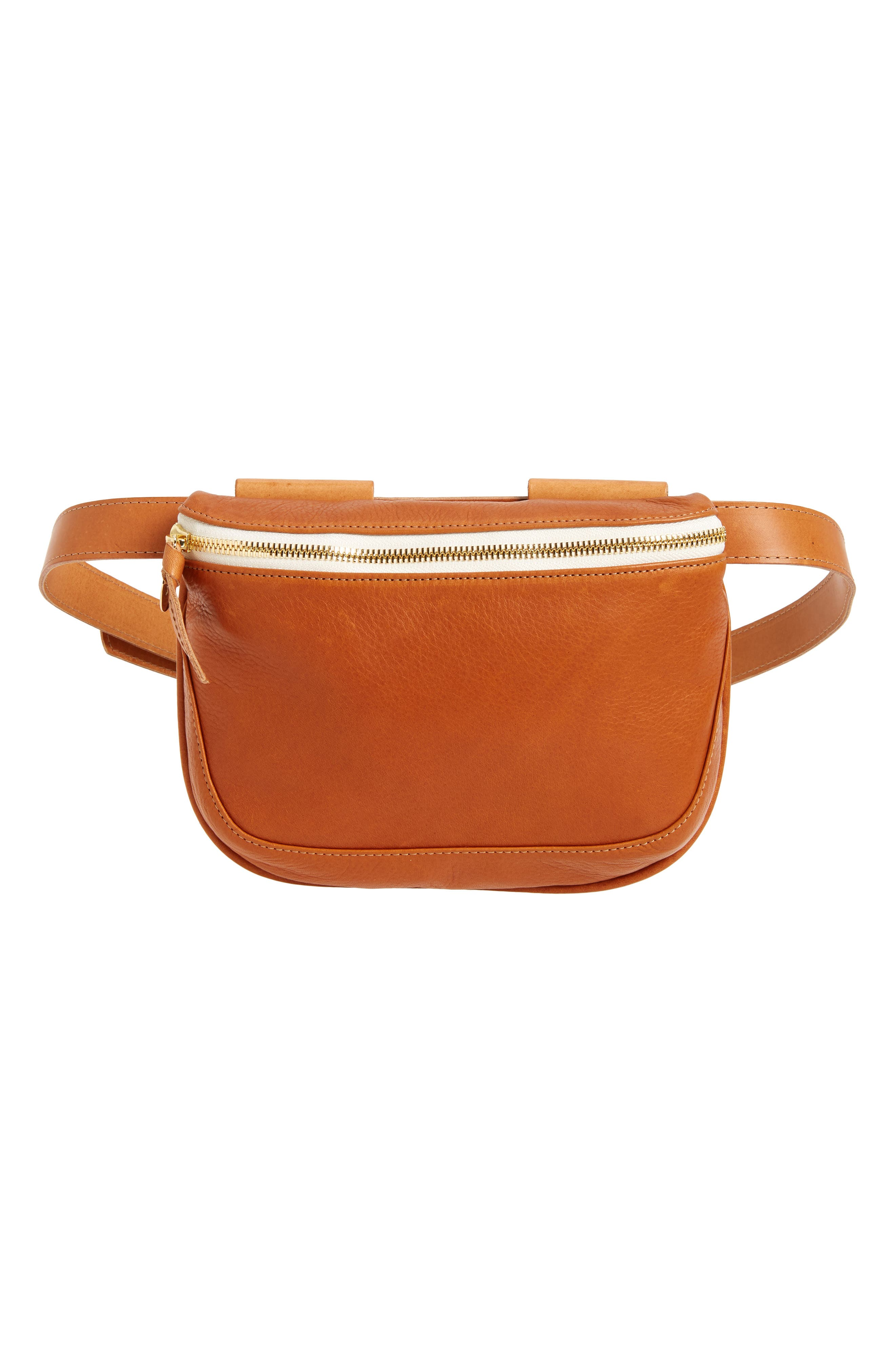 Clare V. Neptune Leather Fanny Pack