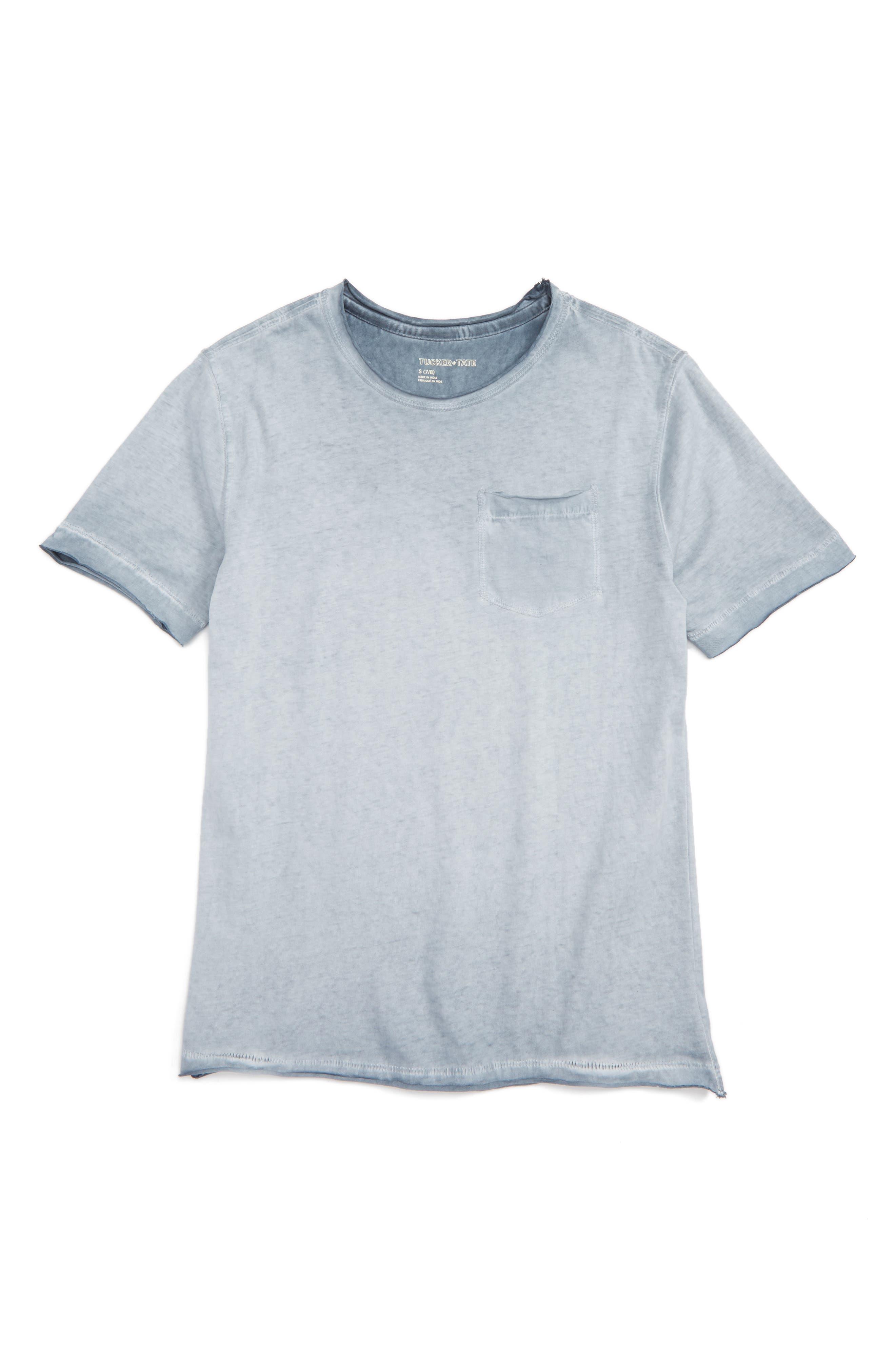 Tucker + Tate Easy Pocket T-Shirt (Big Boys)