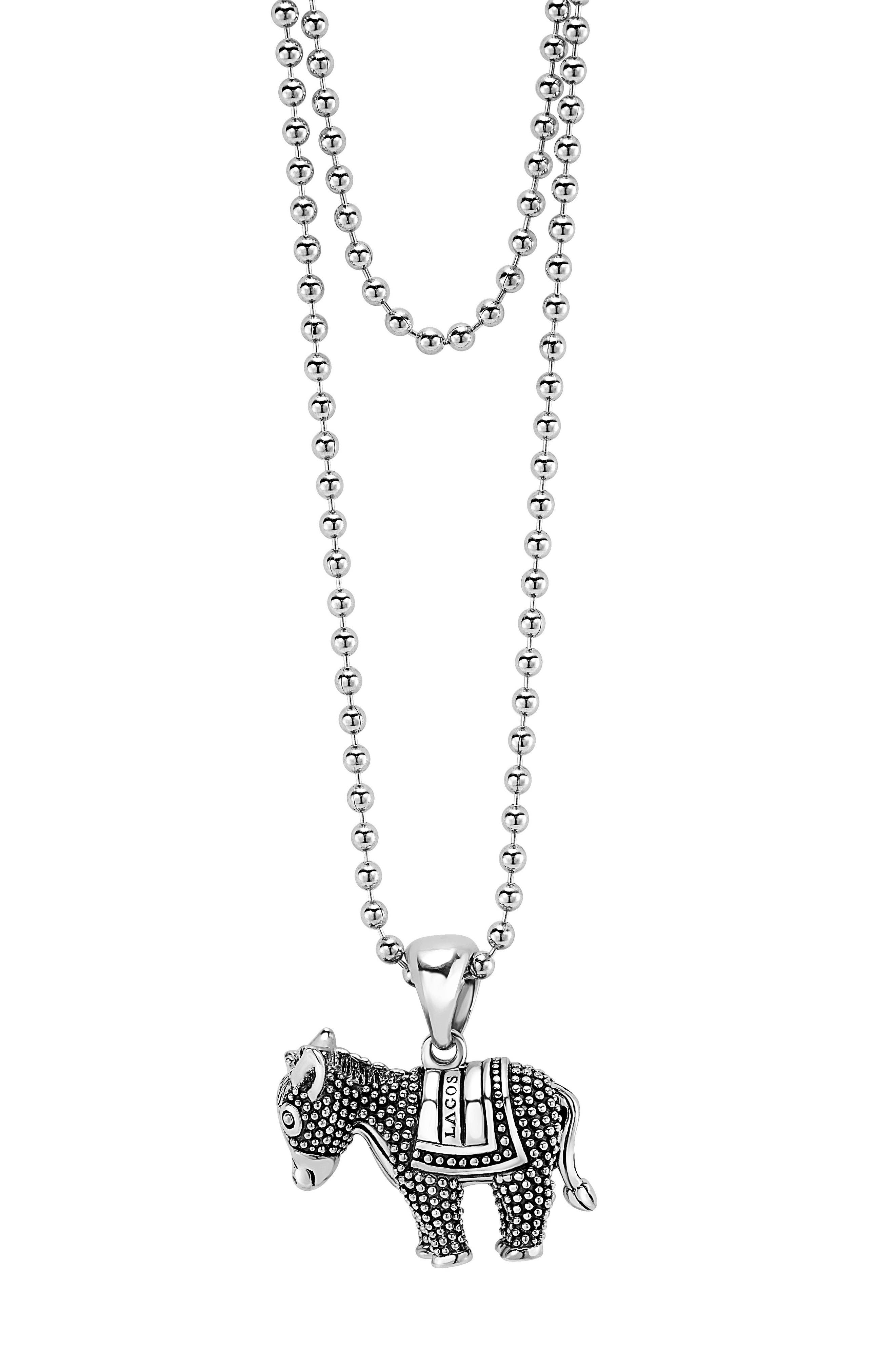 Alternate Image 3  - LAGOS 'Rare Wonders' Long Talisman Necklace