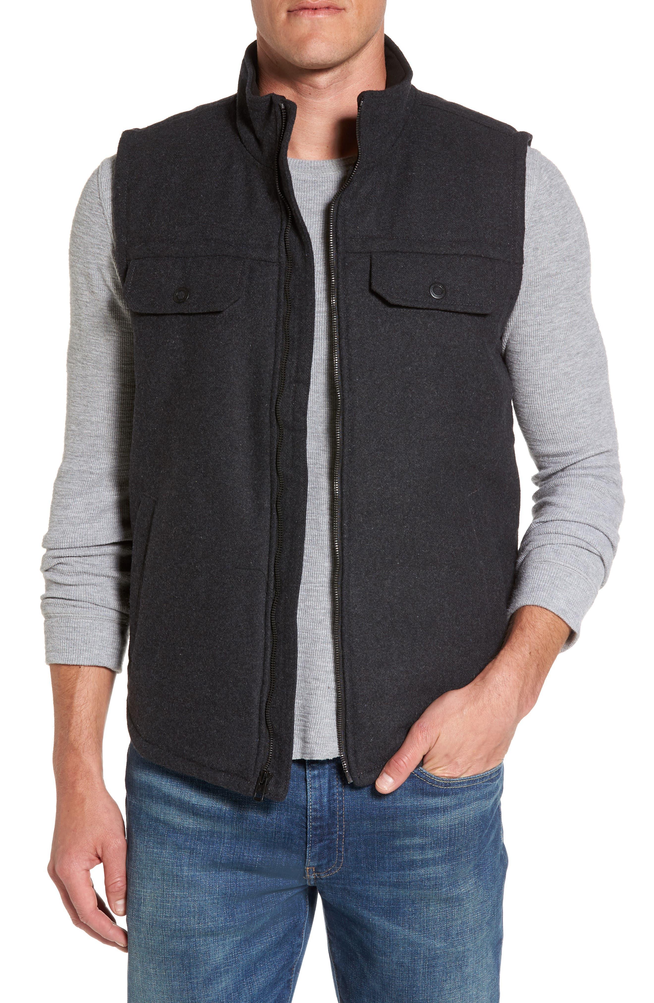 prAna Colewood Wool Blend Vest