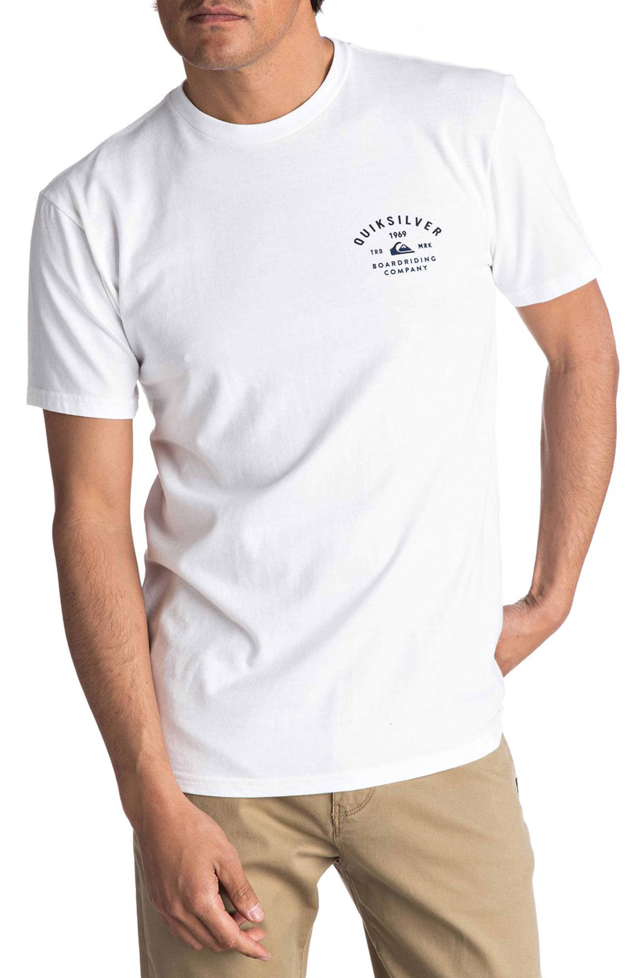 Quiksilver Amsberry Graphic T-Shirt