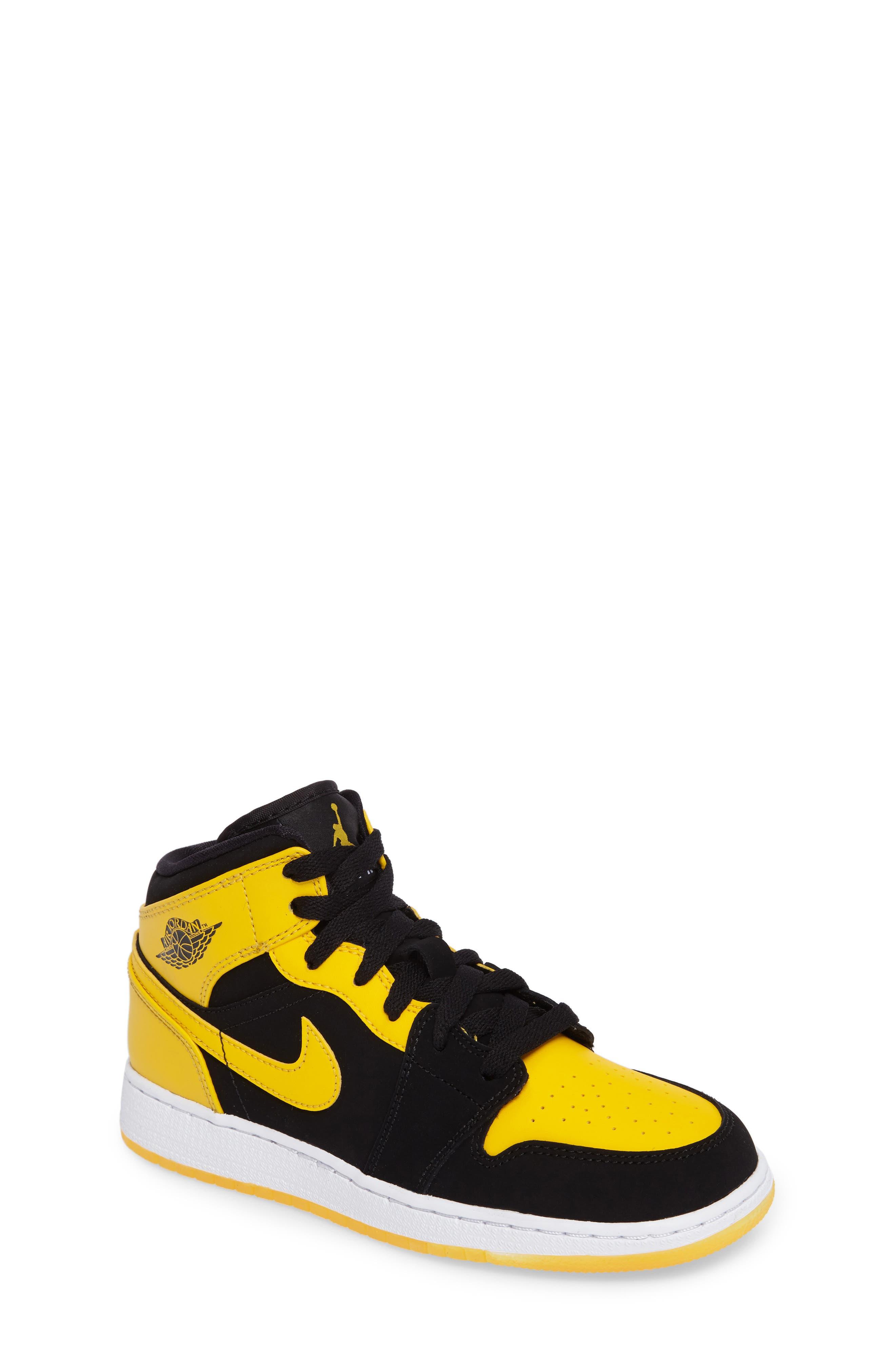 reputable site 252b0 54046 ... real big kids air jordan sneakers cb3bc 68d30 ...