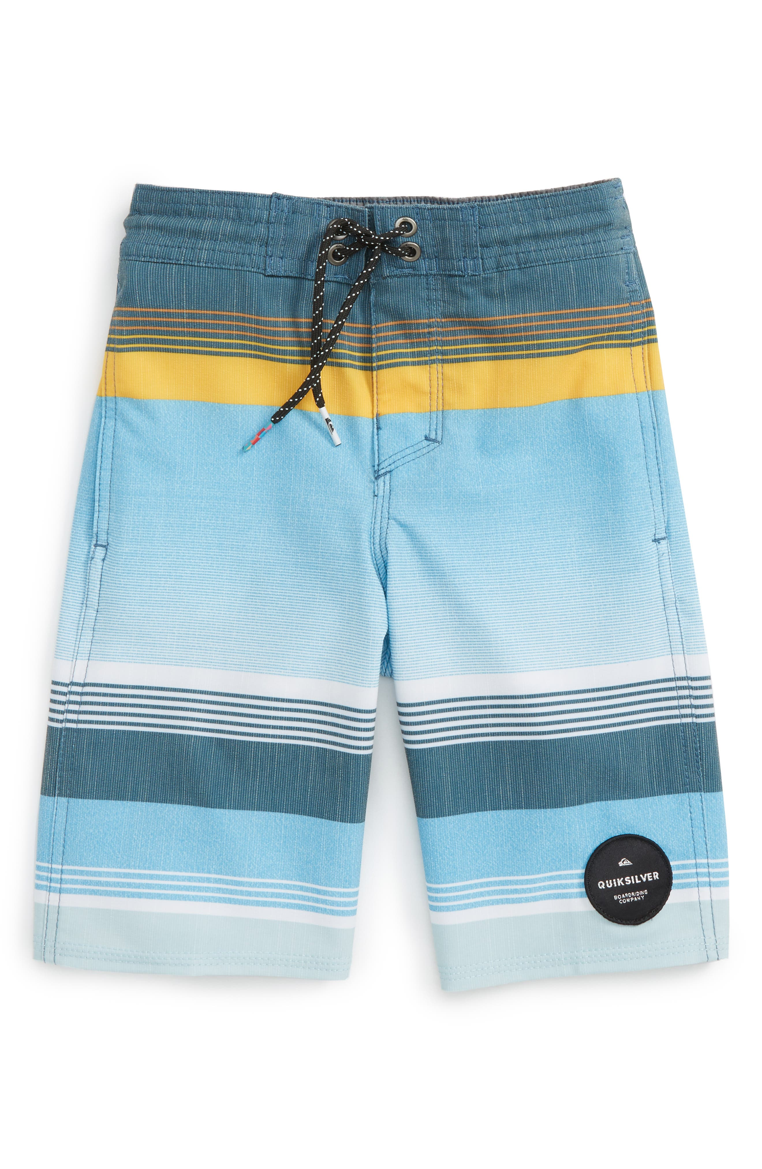 Quiksilver Swell Vision Board Shorts (Toddler Boys & Little Boys)