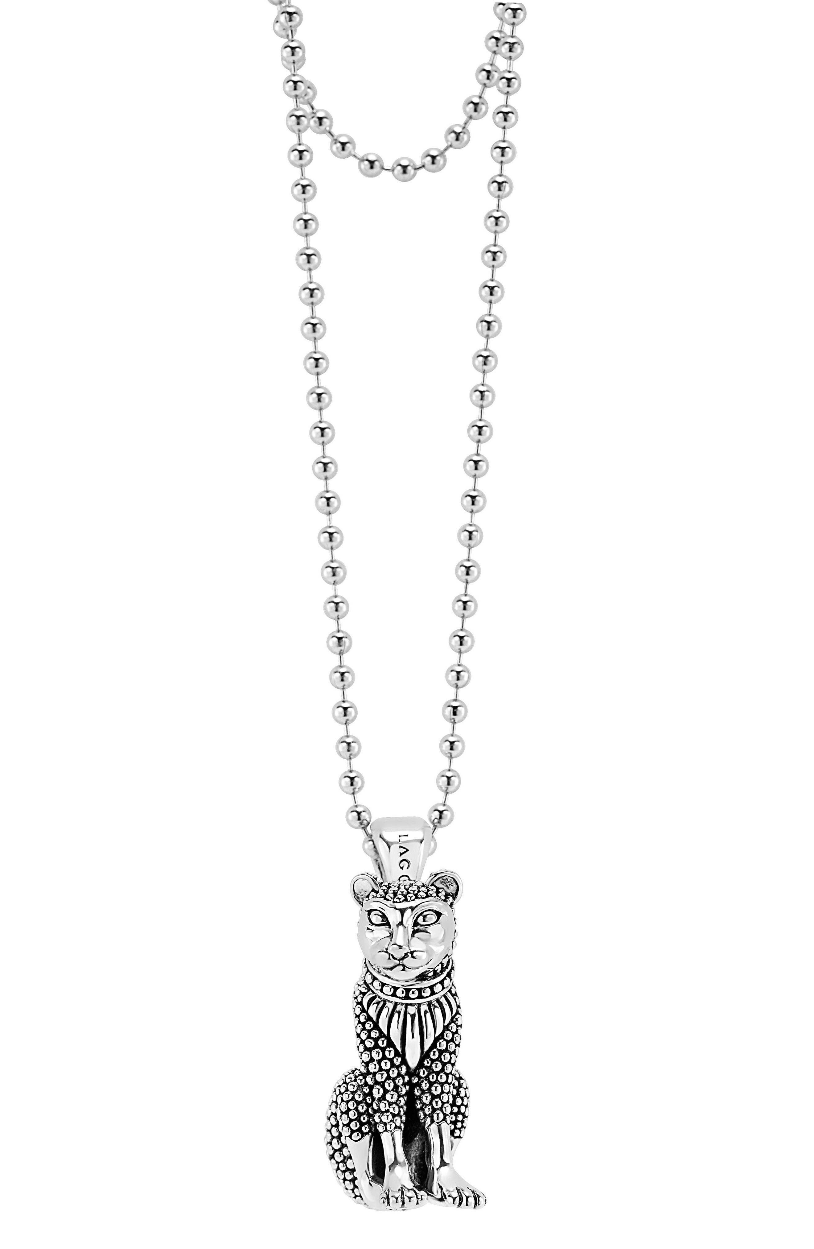 Alternate Image 5  - LAGOS 'Rare Wonders' Long Talisman Necklace