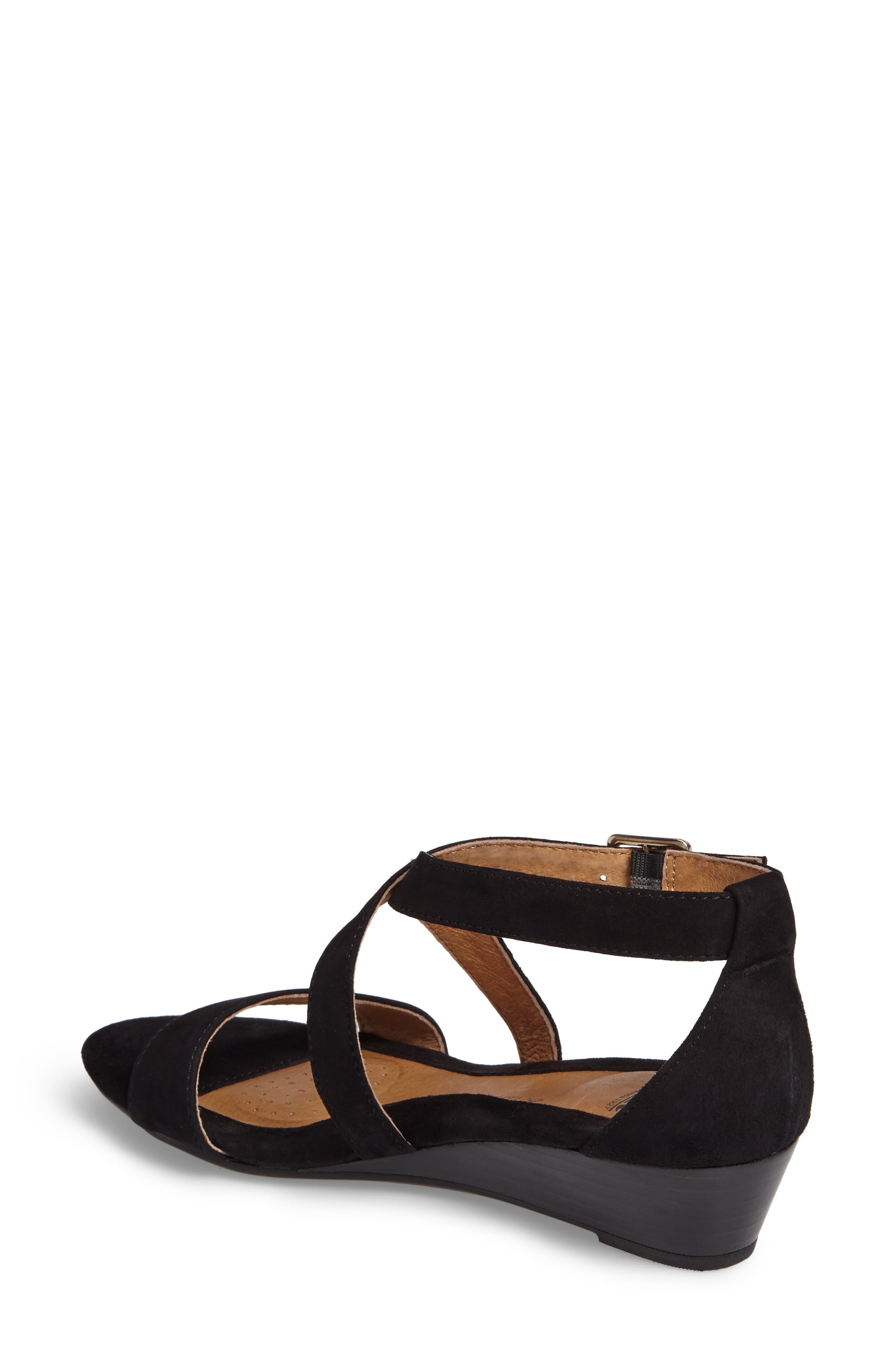 Alternate Image 2  - Söfft 'Innis' Low Wedge Sandal (Women)