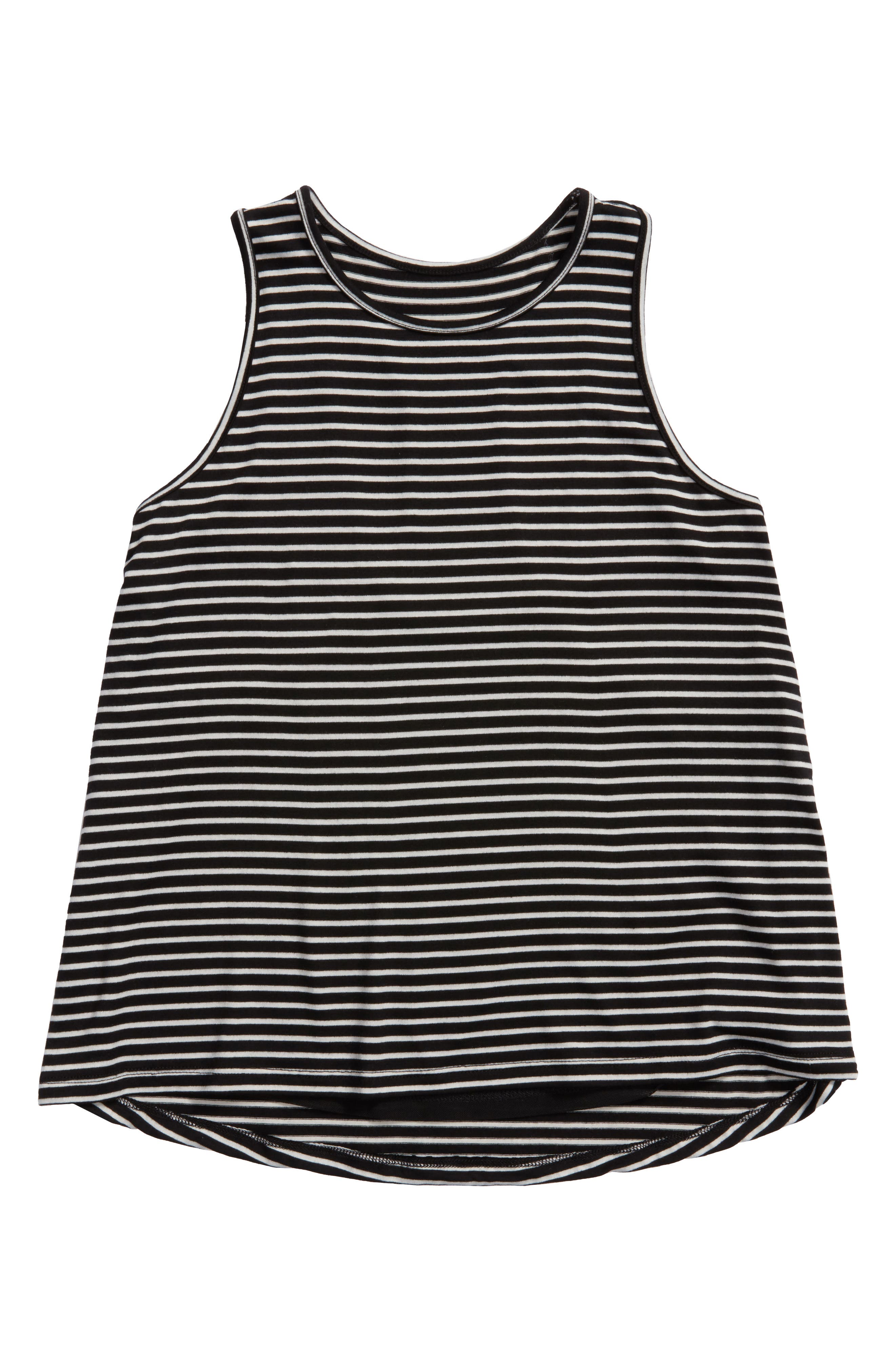 Zella Girl Double Play Tank (Little Girls & Big Girls)