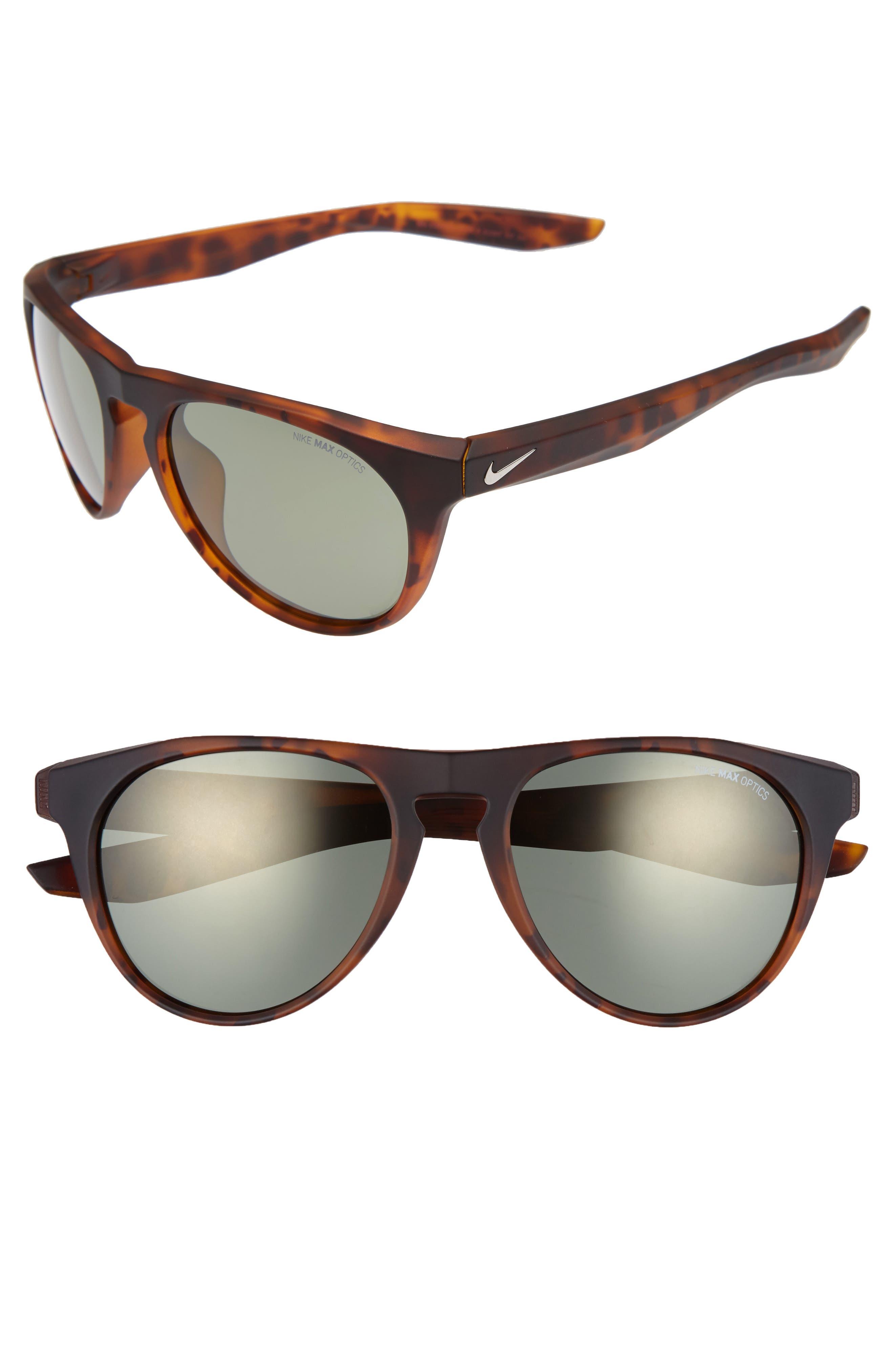 Nike Essential Jaunt R 56mm Sunglasses