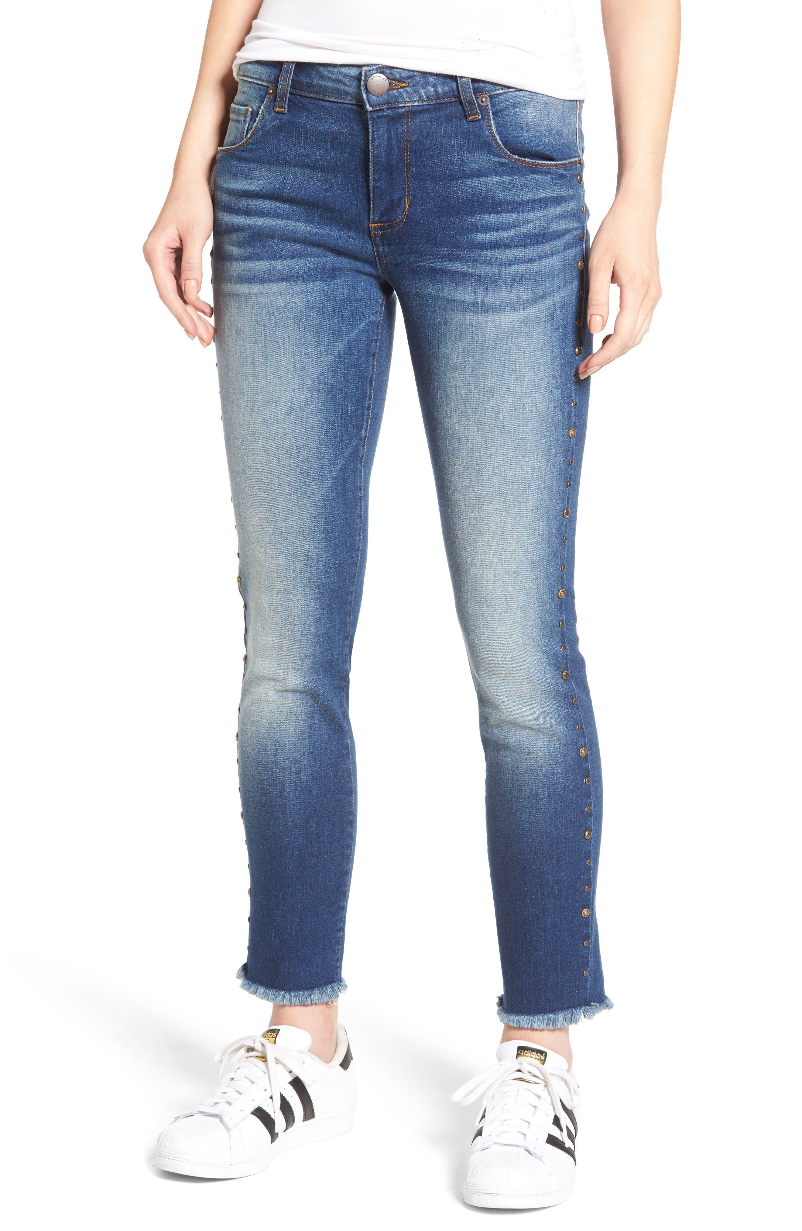 STS Blue Taylor Tomboy Studded Boyfriend Jeans (Alley)
