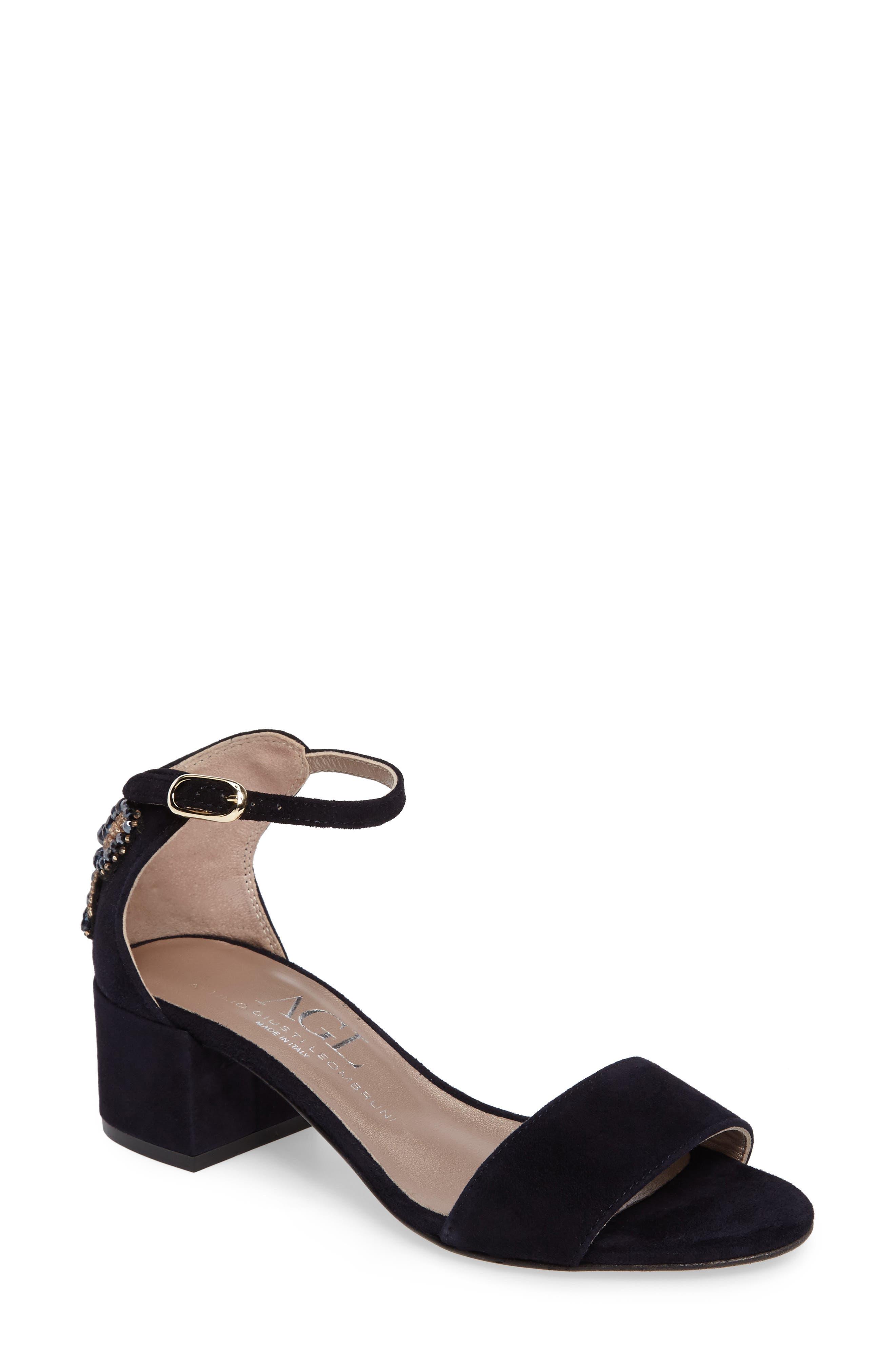 AGL Embellished Butterfly Sandal (Women)