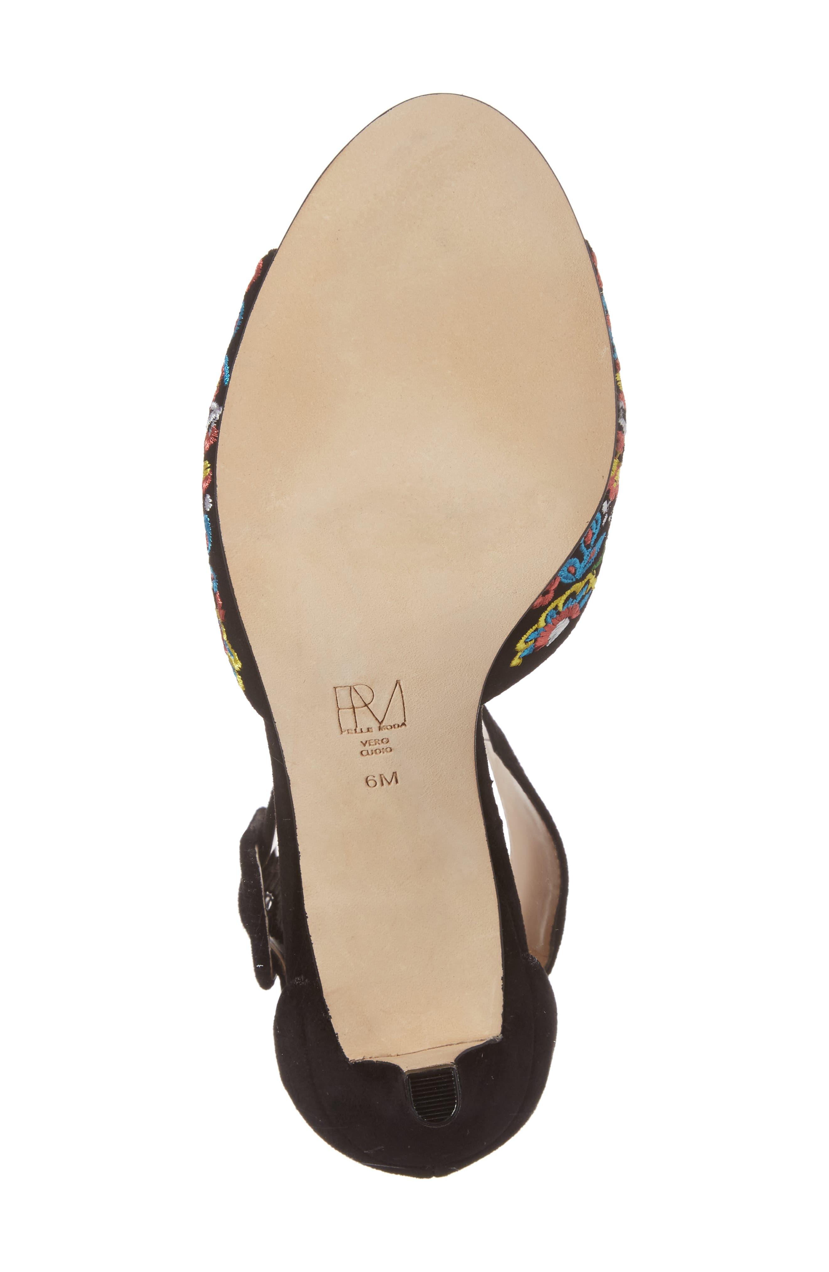 Alternate Image 6  - Pelle Moda 'Berlin' Sandal
