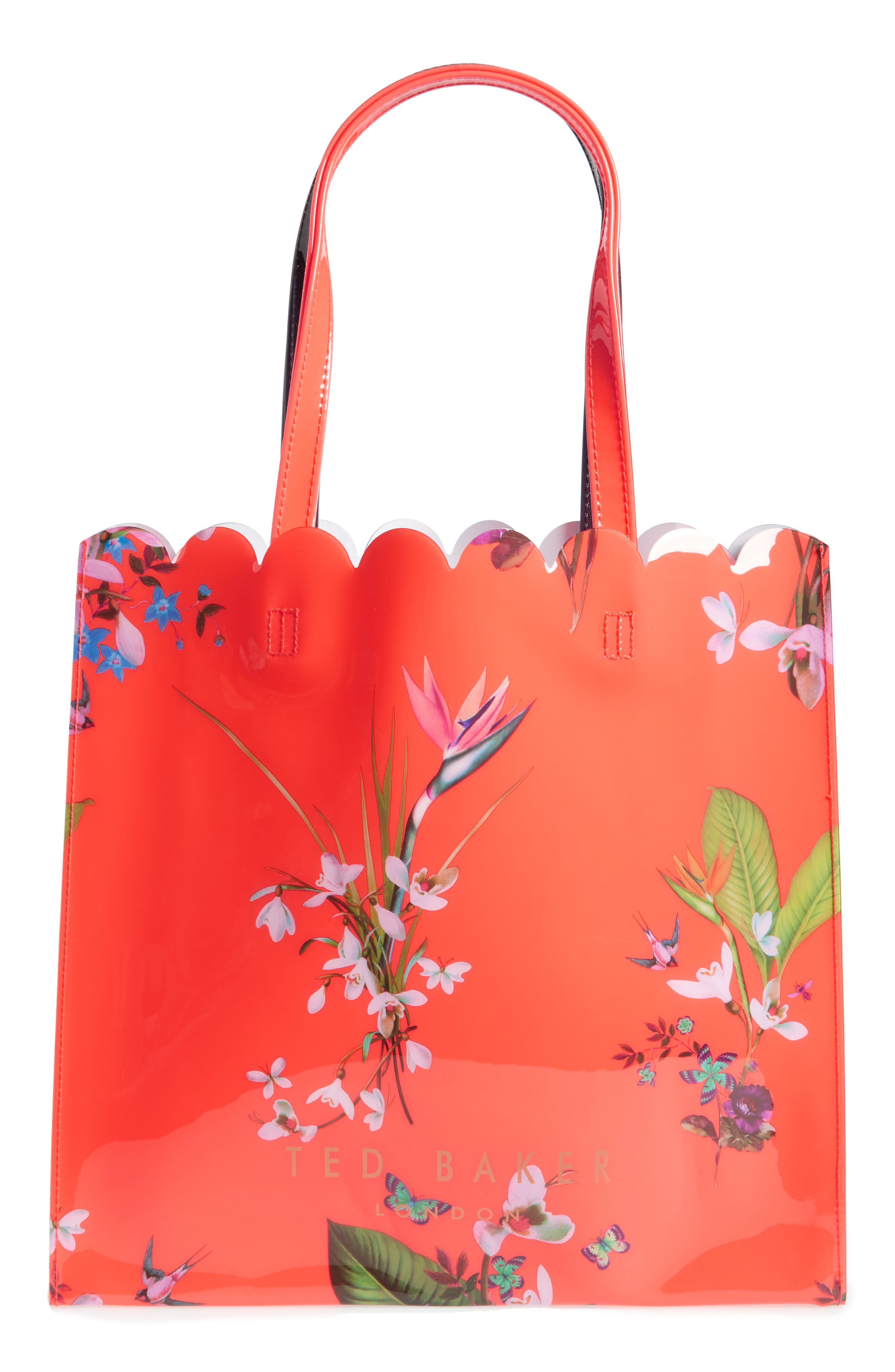 Ted Baker London Large Icon - Tropical Oasis Tote