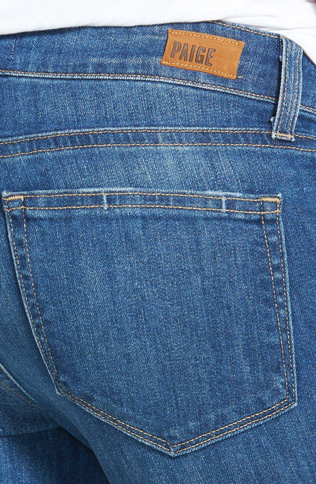 Alternate Image 3  - Paige Denim 'Skyline' Bootcut Jeans (Frances)