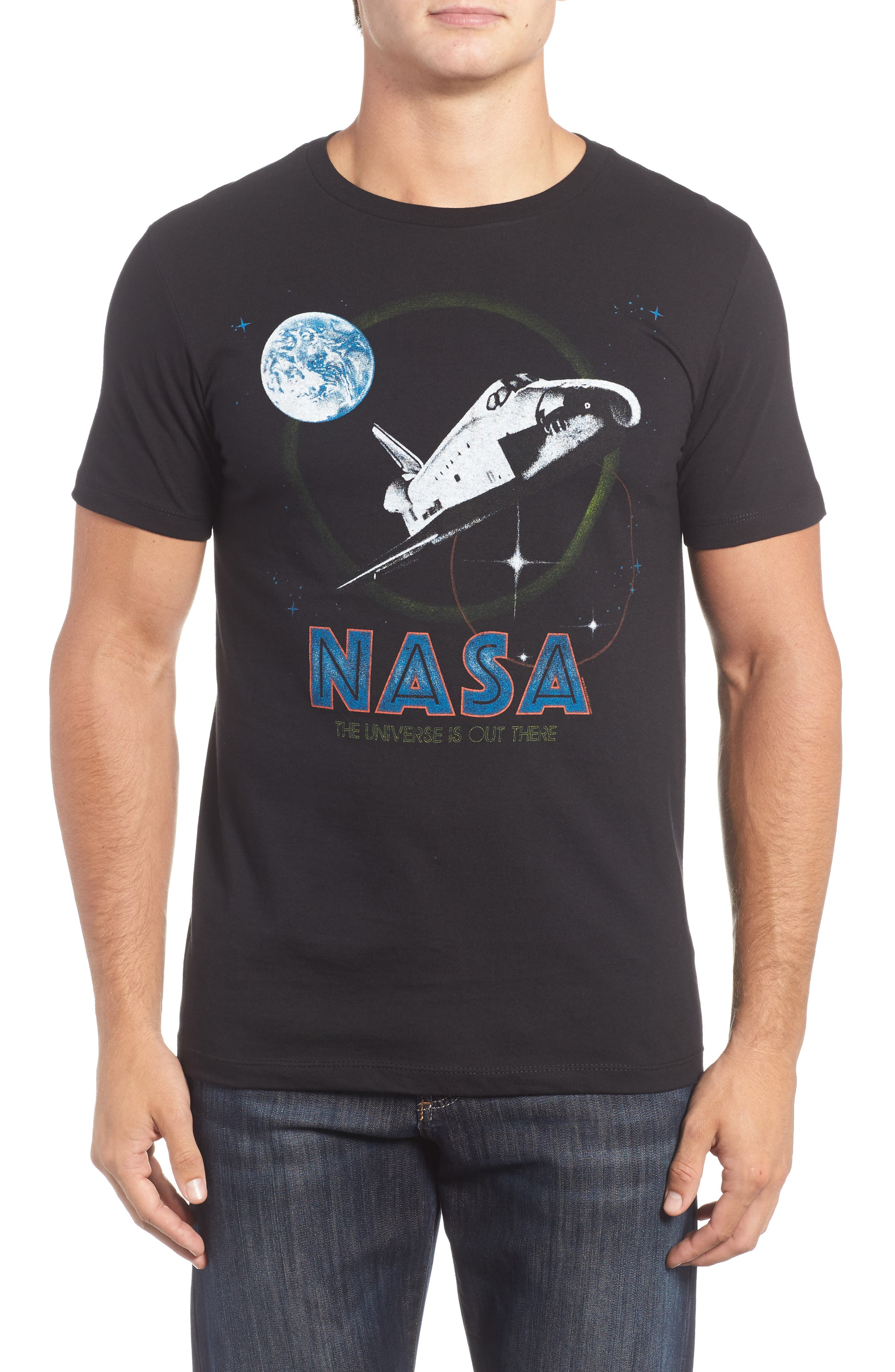 The Rail NASA Graphic T-Shirt