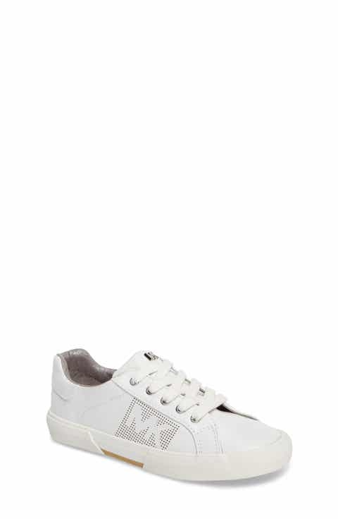MICHAEL Michael Kors Ima Court Sneaker (Walker, Toddler, Little Kid   Big Kid)