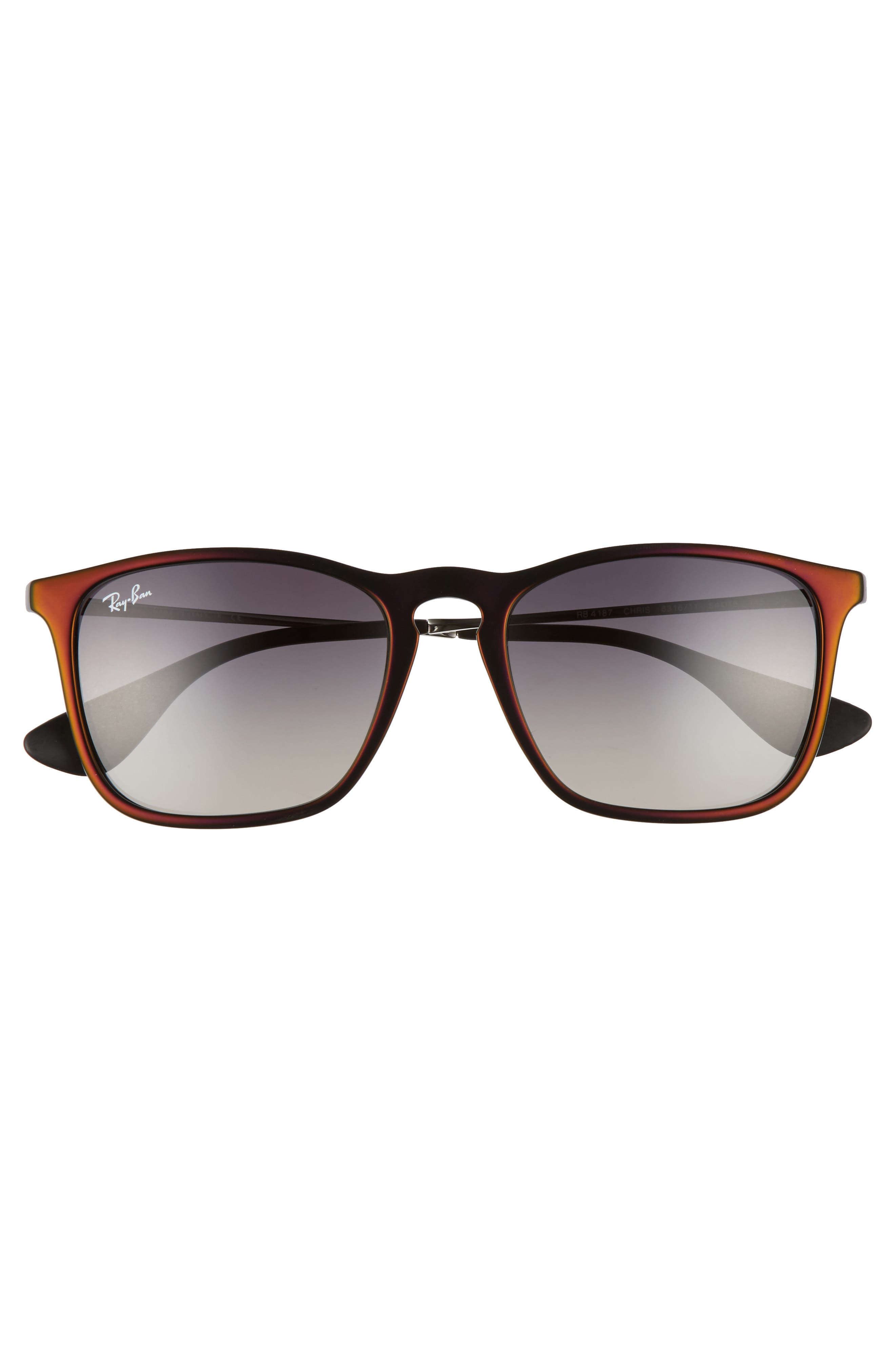 Alternate Image 3  - Ray-Ban Youngster 54mm Square Keyhole Sunglasses