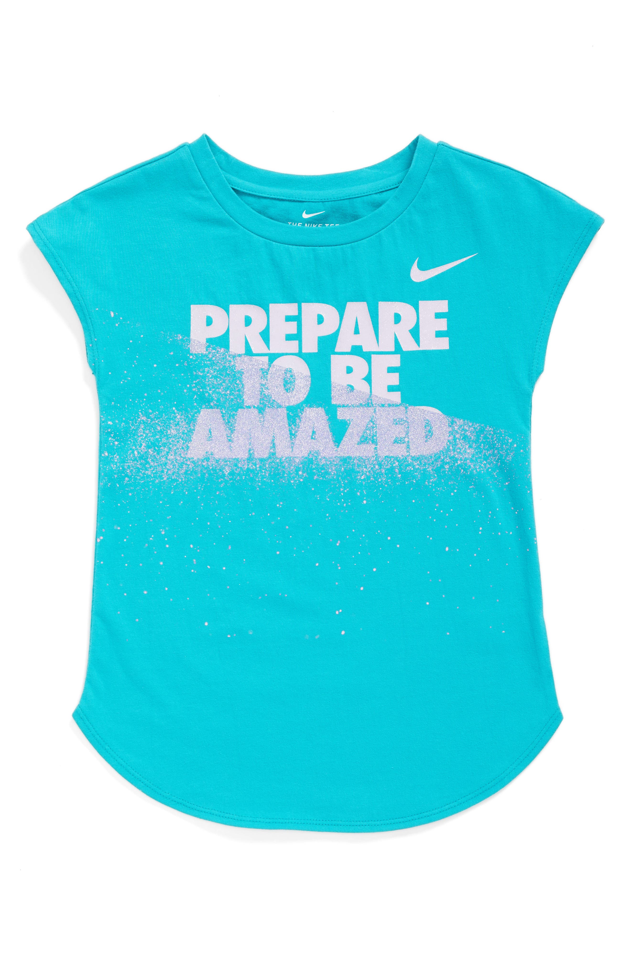 Nike Prepare To Be Amazed Graphic Tee (Toddler Girls & Little Girls)