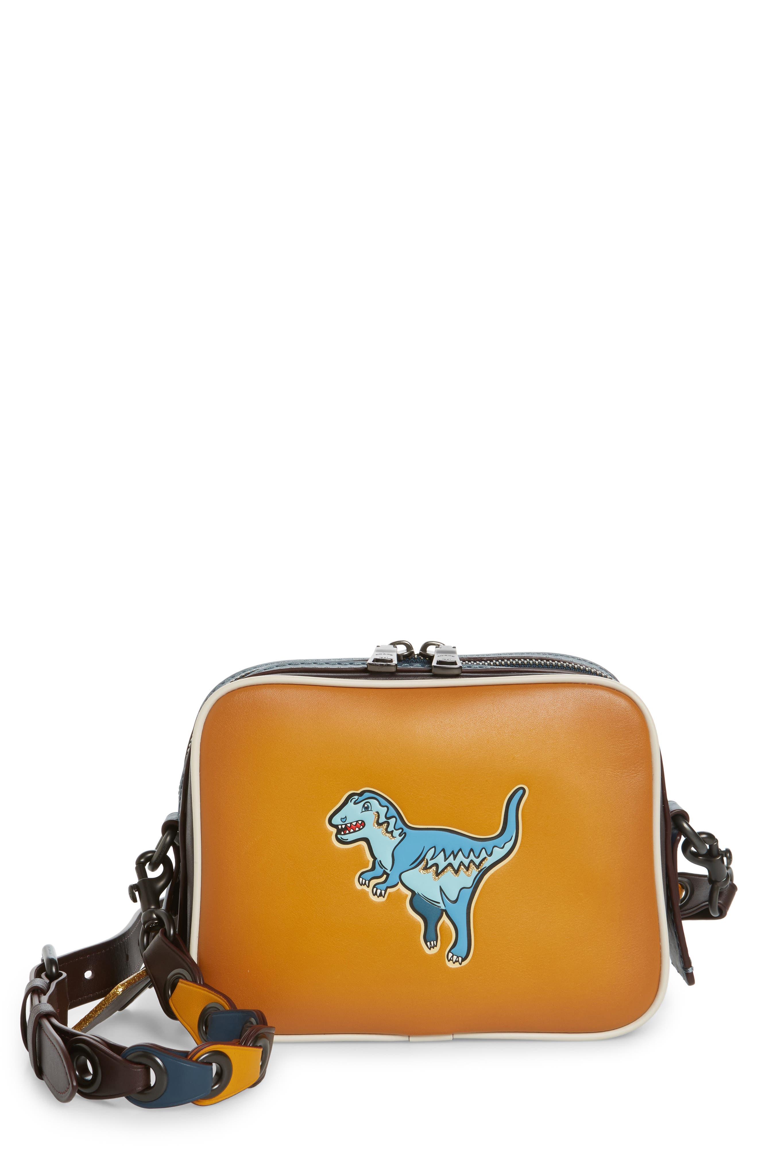 COACH 1941 Rexy Leather Crossbody Bag