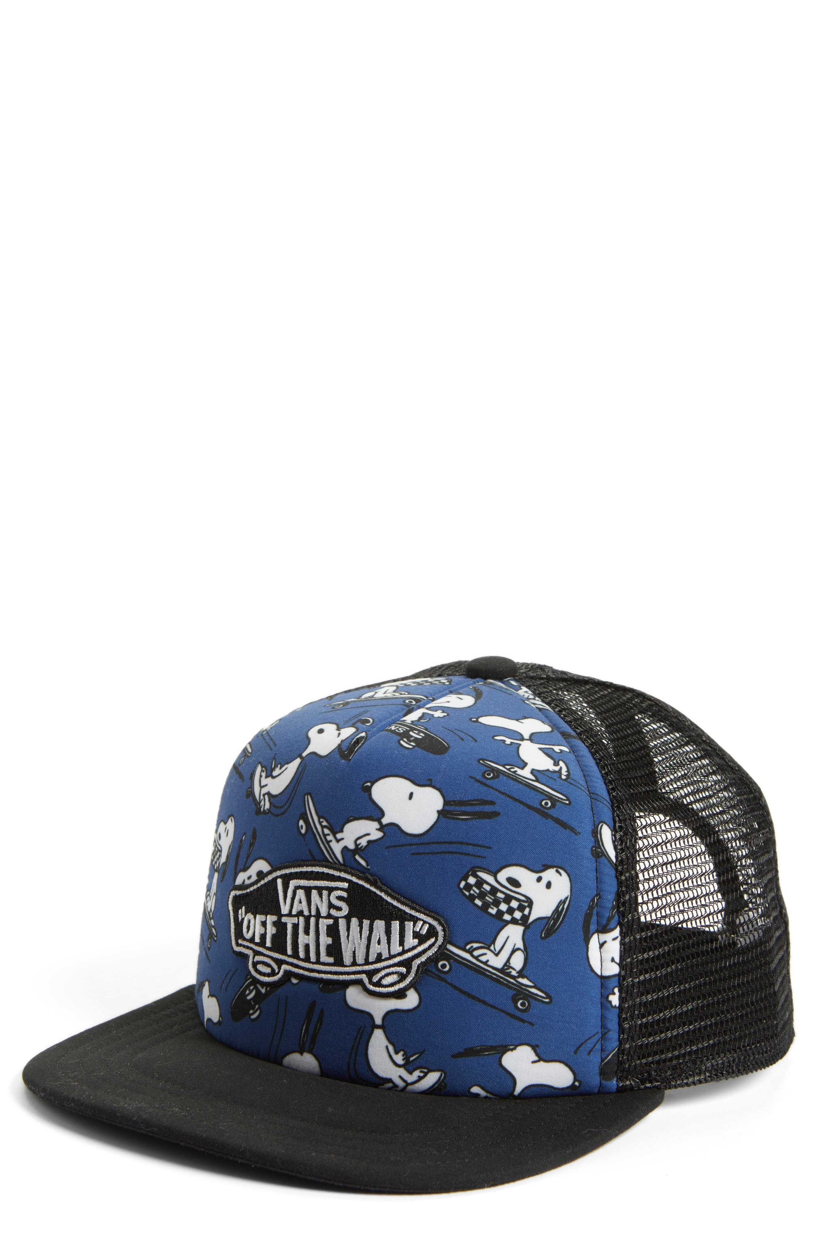 Vans Classic Patch Trucker Hat (Boys)