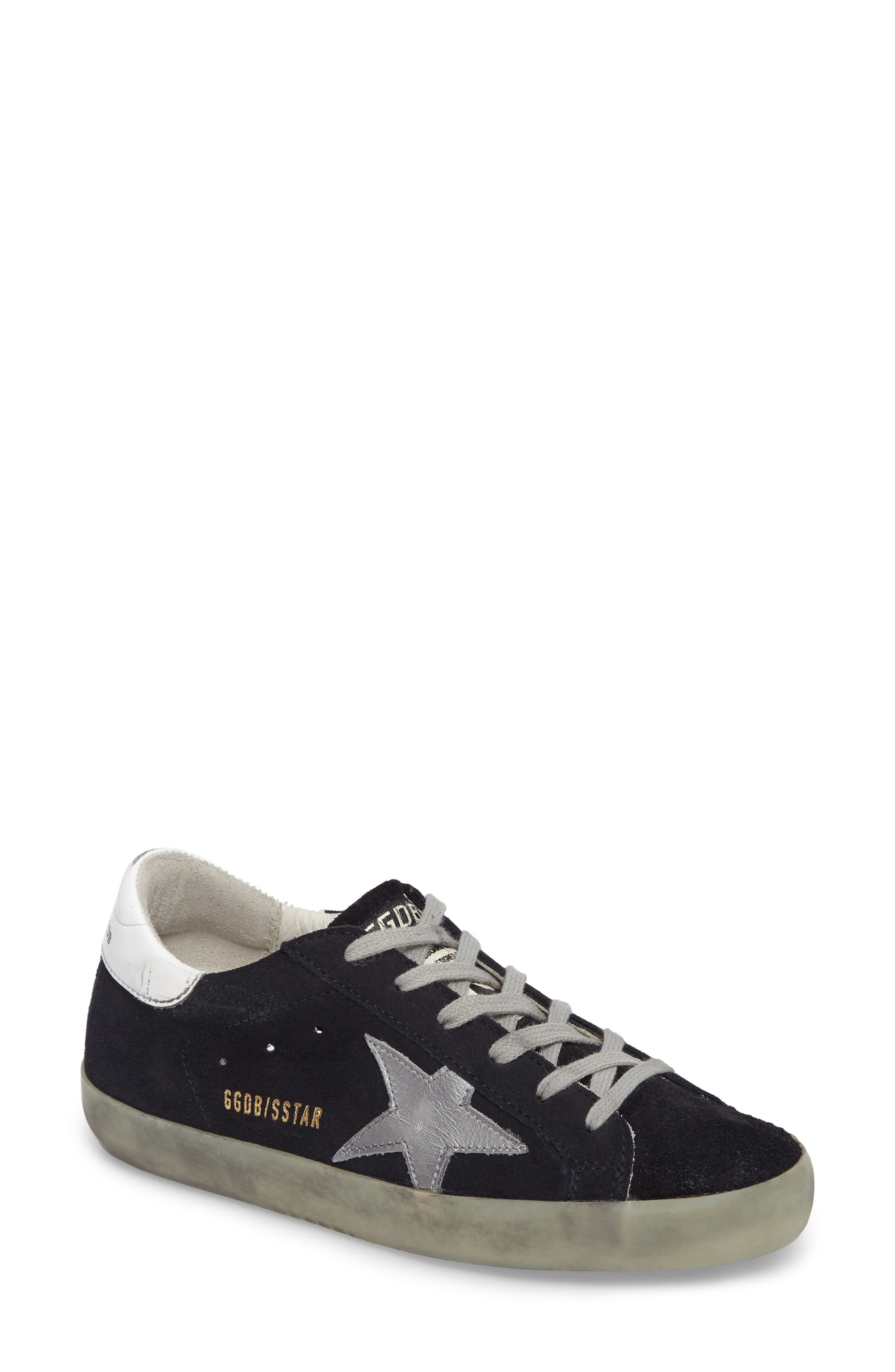 Golden Goose Superstar Low-Top Sneaker (Women)