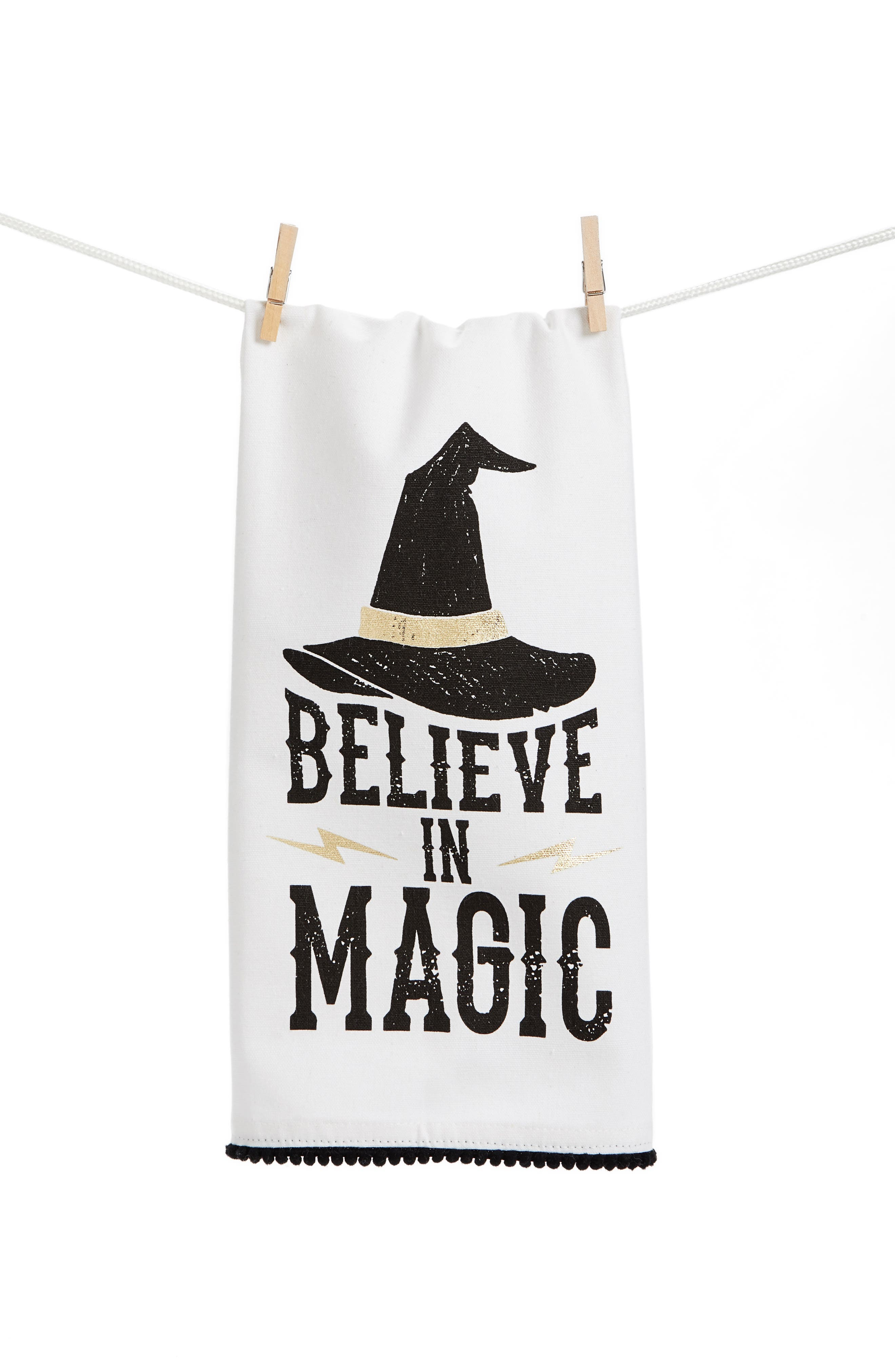 Levtex Believe in Magic Dish Towel